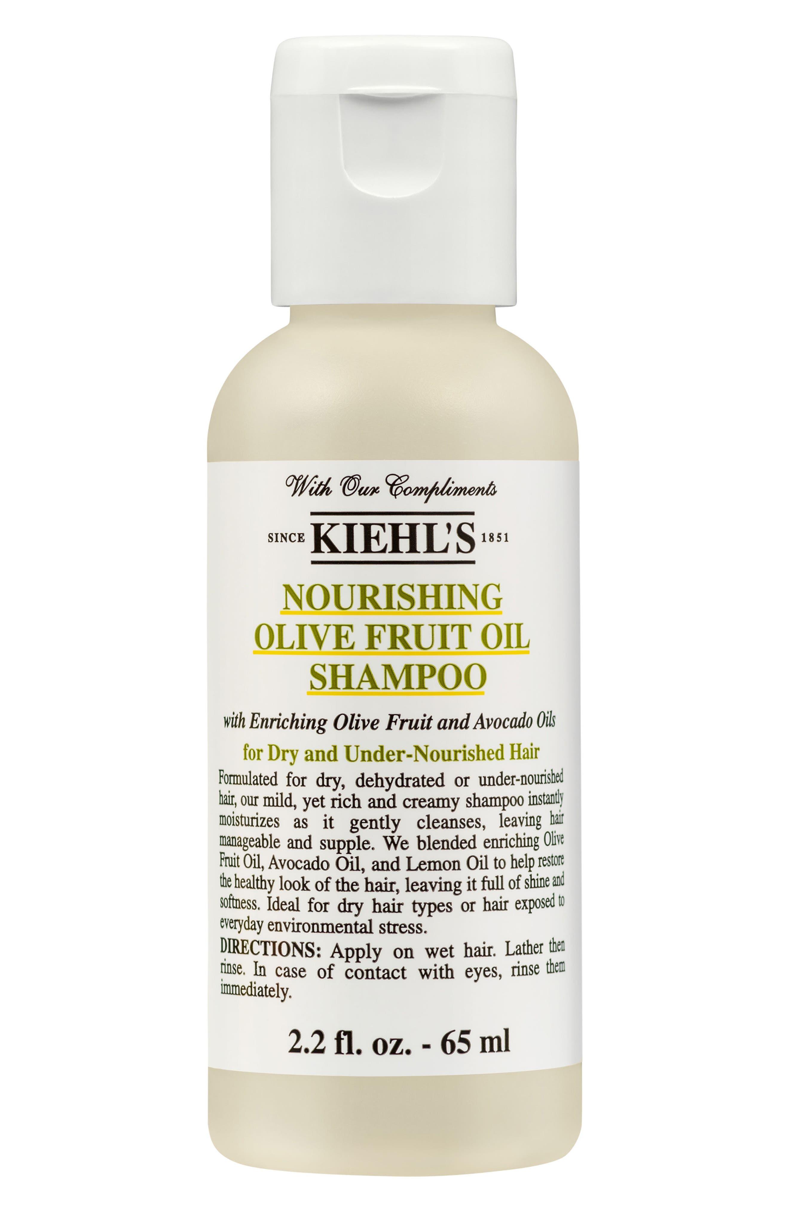 Olive Fruit Oil Nourishing Shampoo,                             Alternate thumbnail 4, color,                             NO COLOR