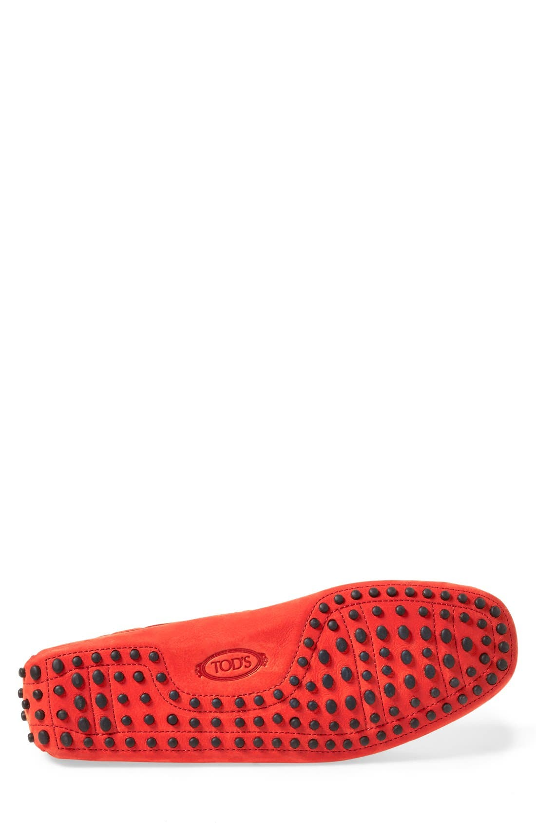 Gommini Tie Front Driving Moccasin,                             Alternate thumbnail 42, color,