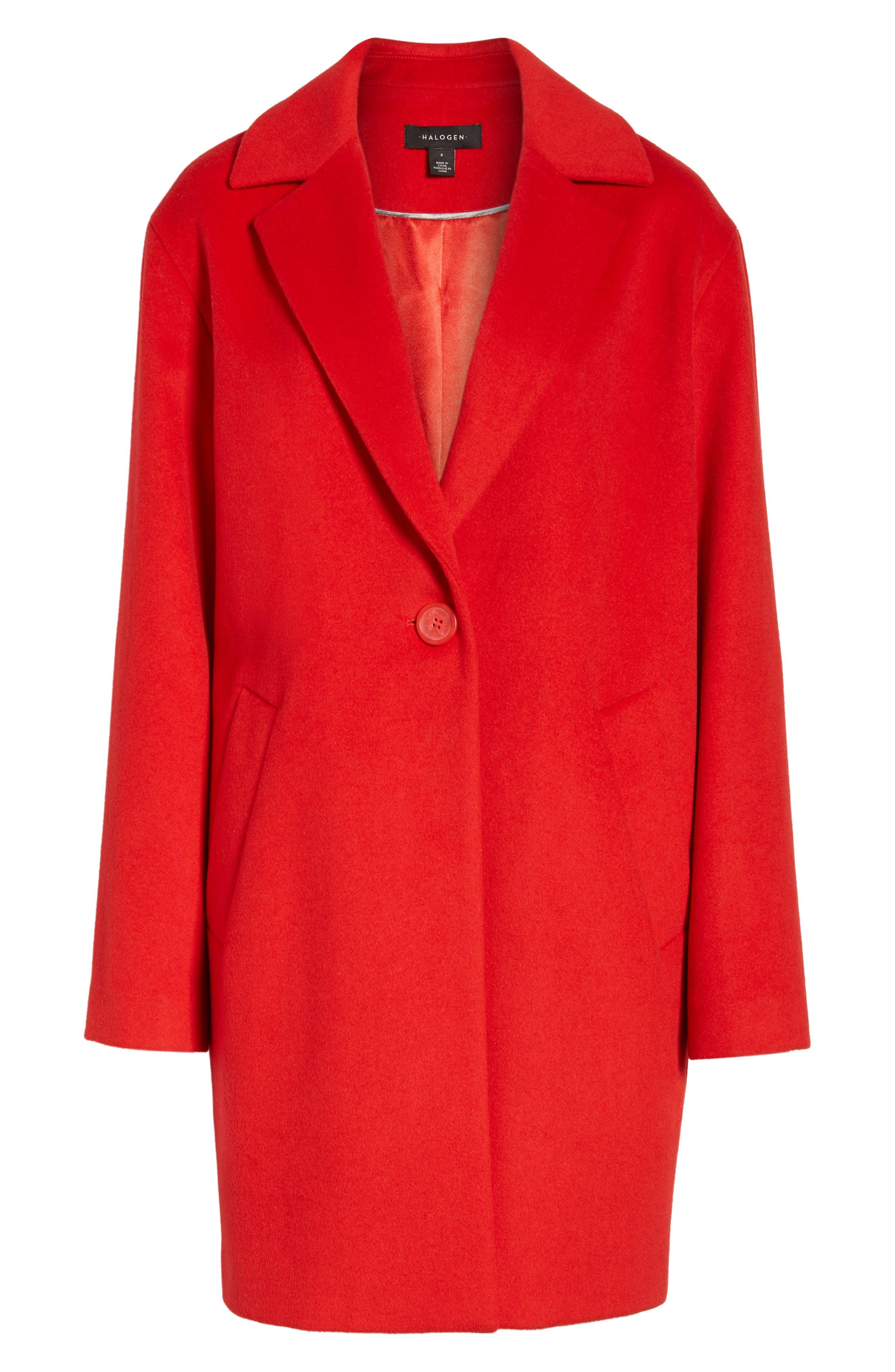 Wool Blend Coat,                             Alternate thumbnail 25, color,