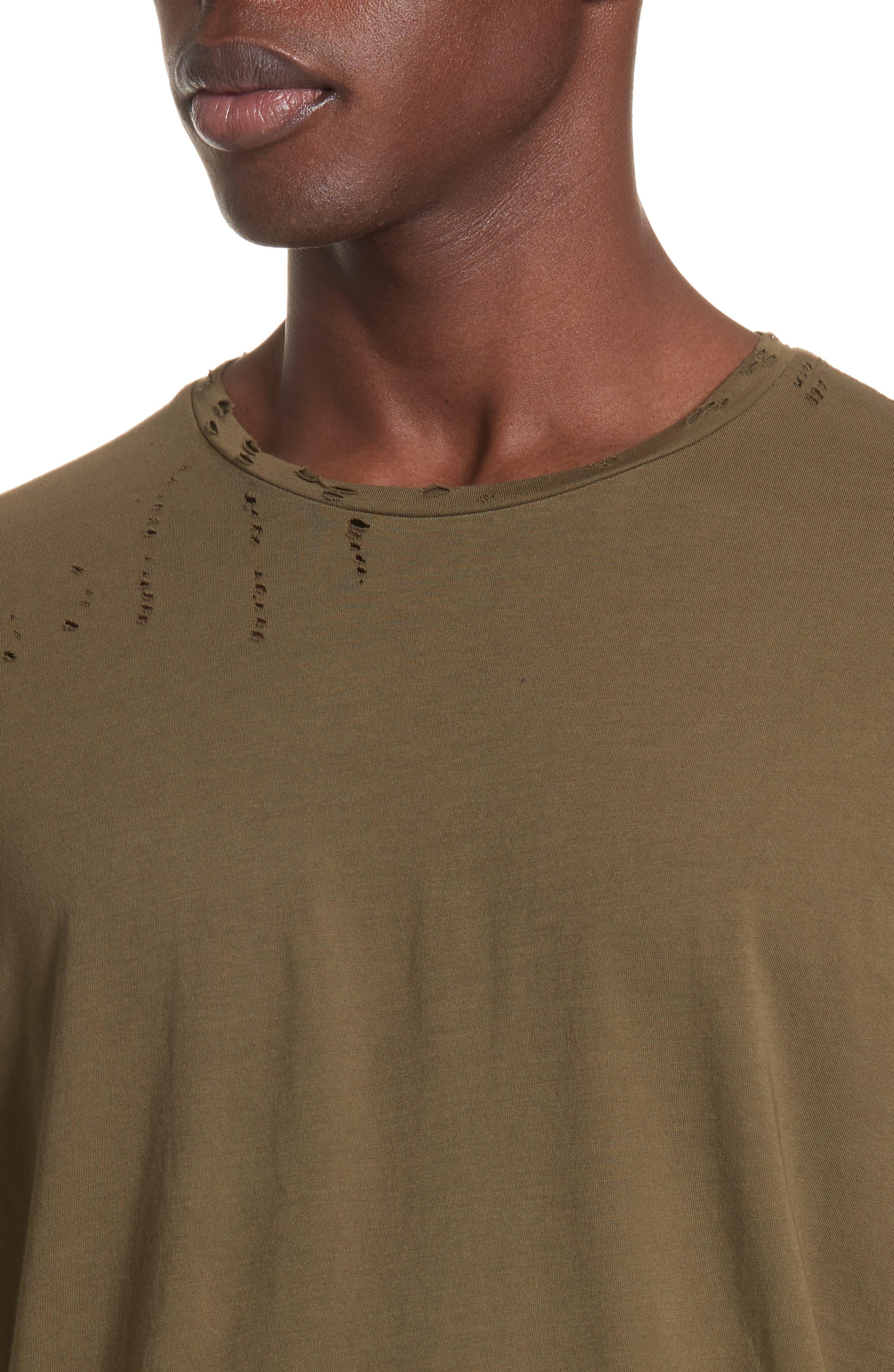 Surplus Destroyed T-Shirt,                             Alternate thumbnail 4, color,                             336