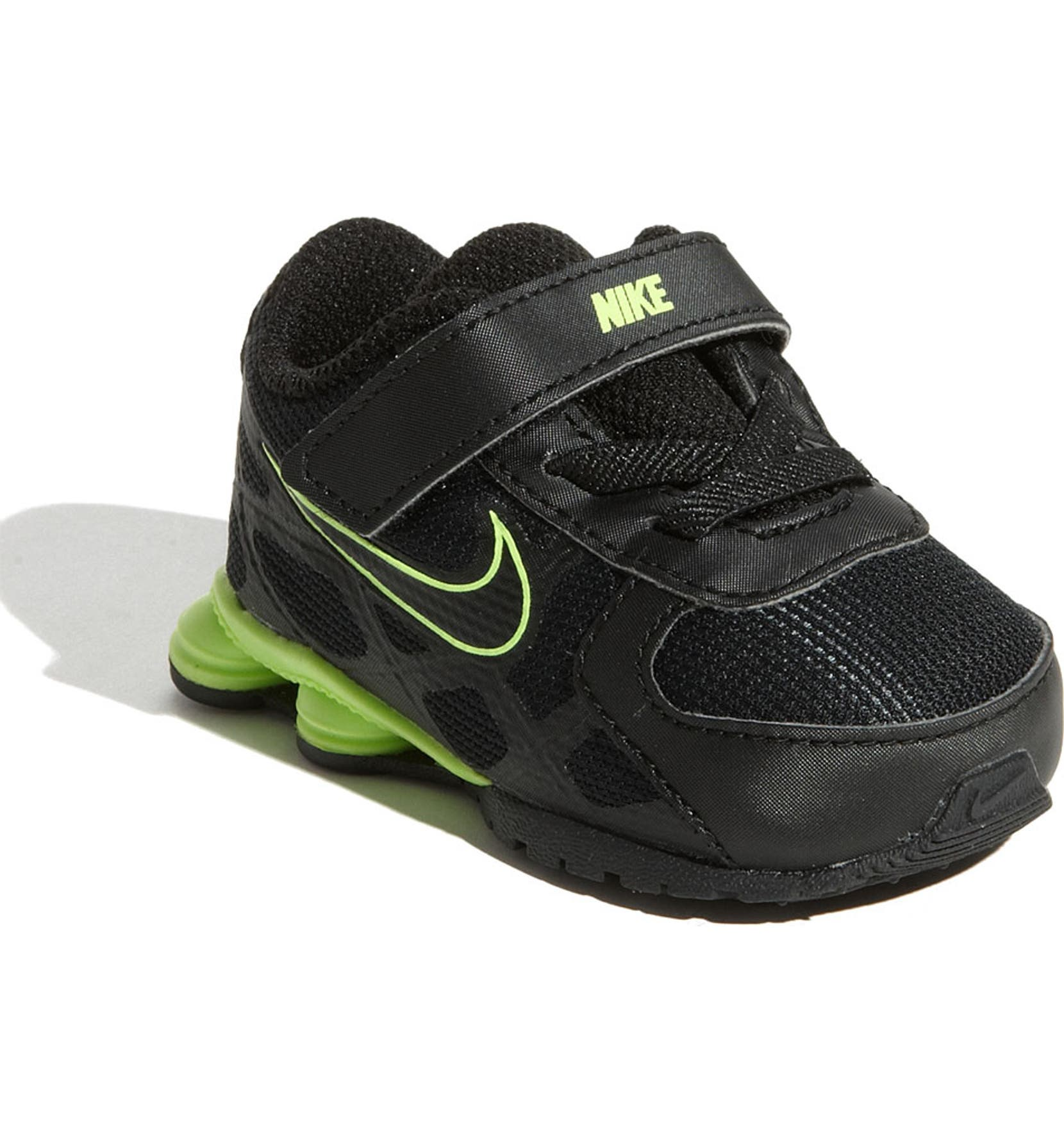 6b10b3952ab097 Nike  Shox Turbo 12  Running Shoe (Baby