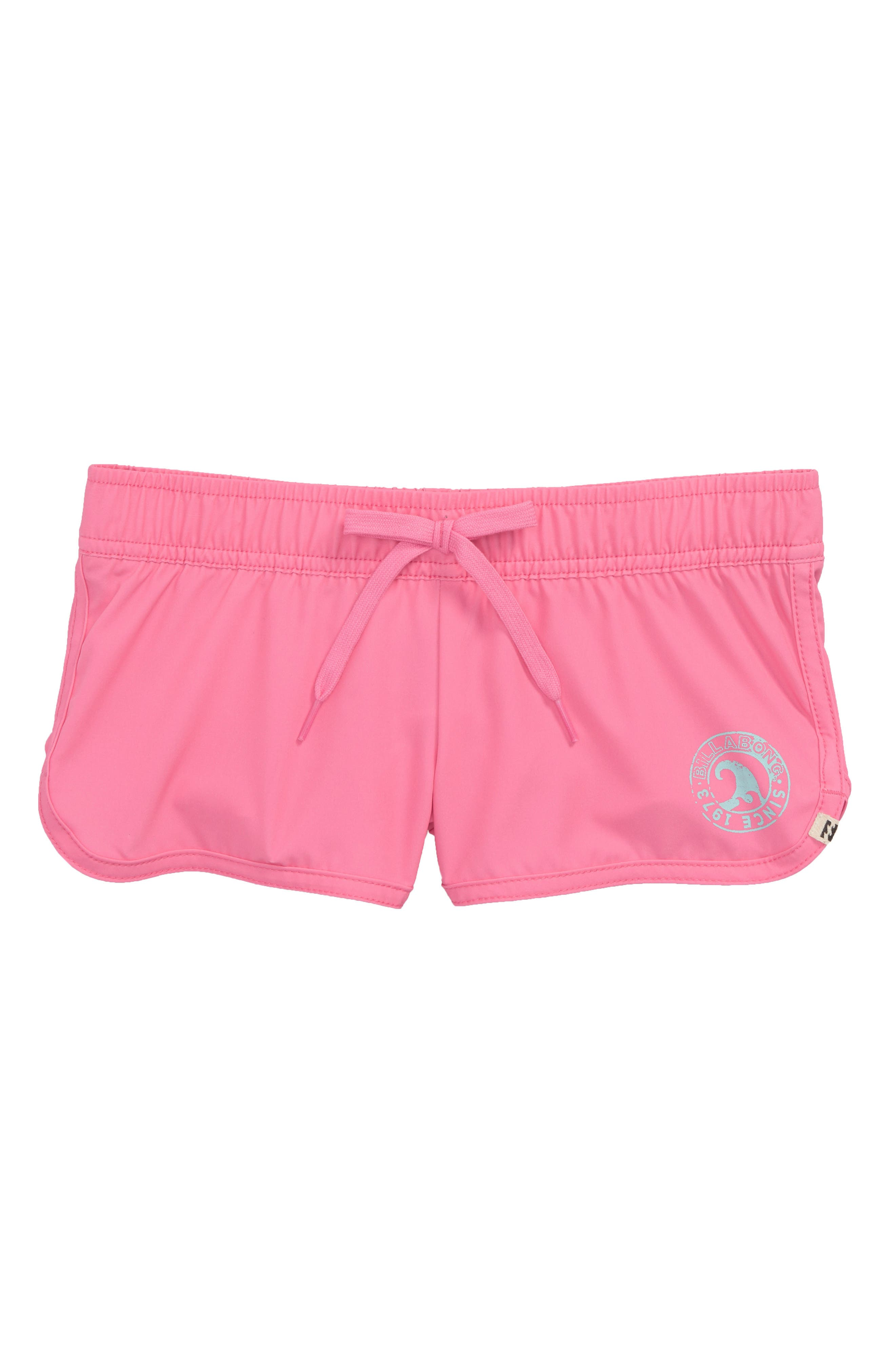 Sol Searcher Dolphin Shorts,                             Main thumbnail 2, color,