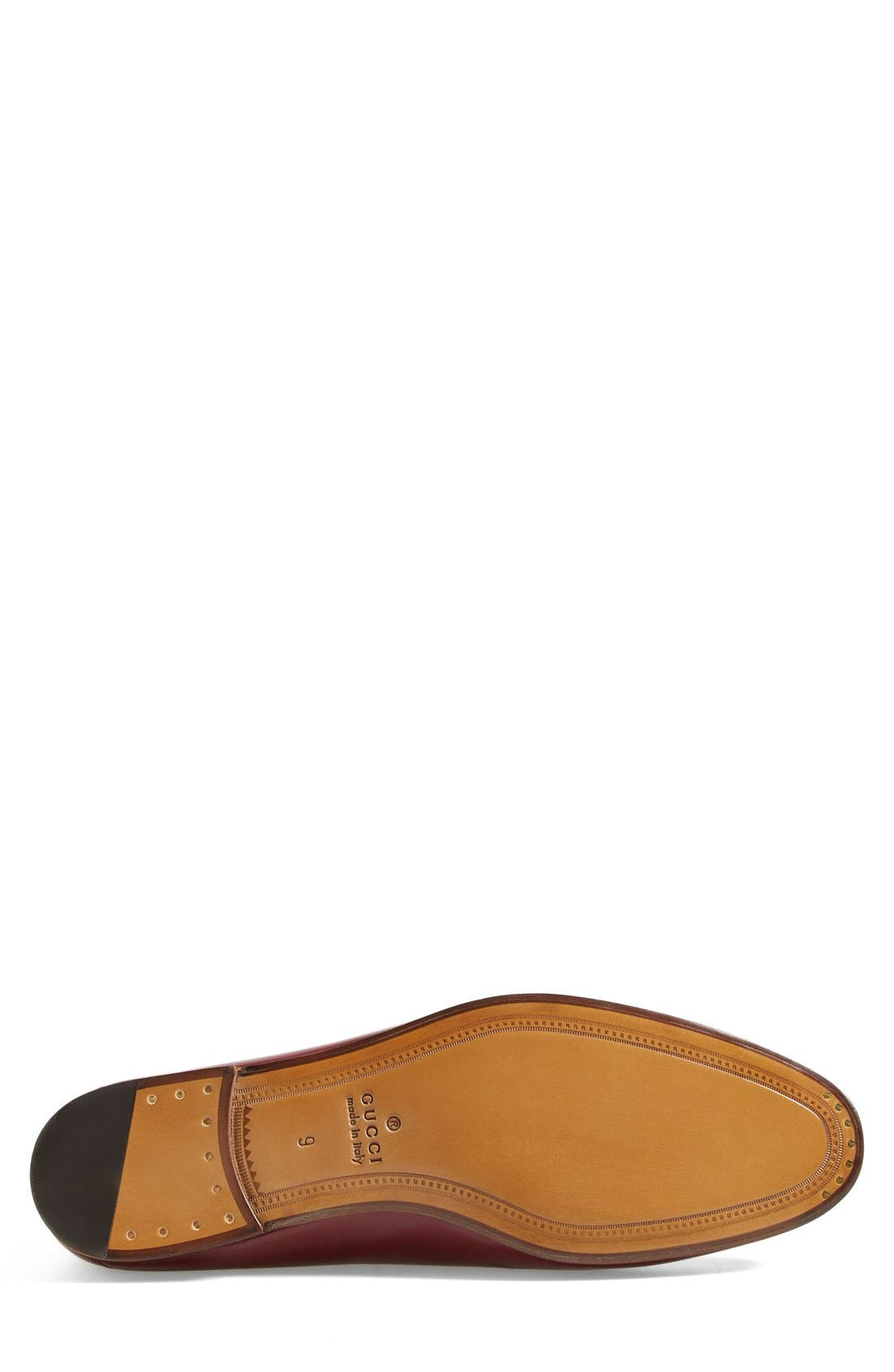 Brixton Leather Loafer,                             Alternate thumbnail 18, color,