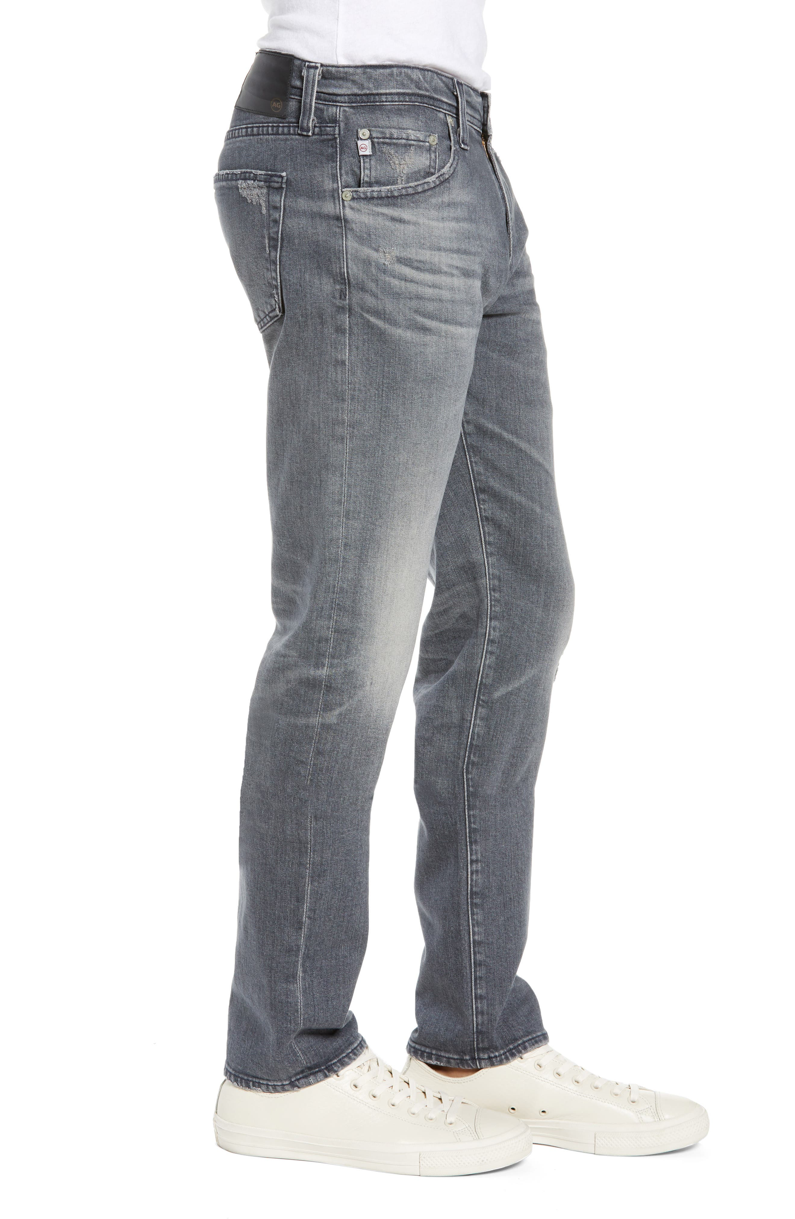 Tellis Slim Fit Jeans,                             Alternate thumbnail 3, color,                             8 YEARS CONJURE