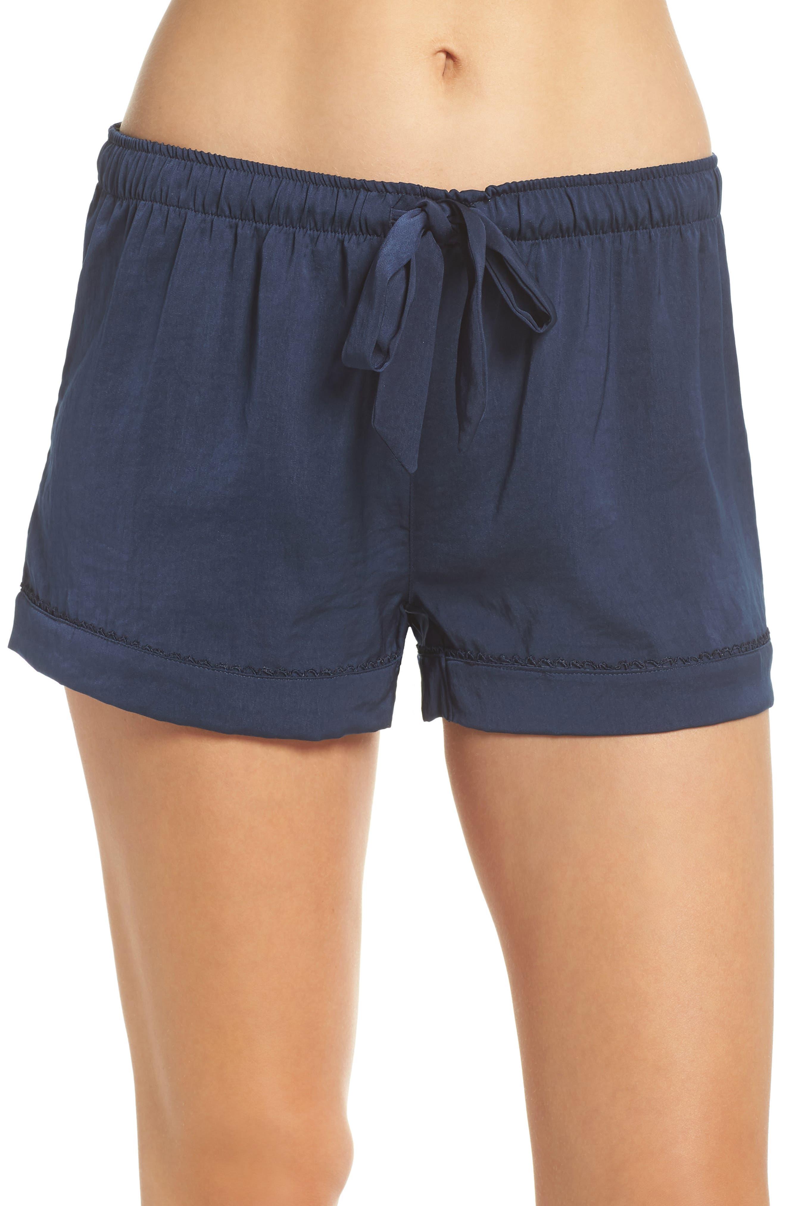 Pajama Shorts,                             Main thumbnail 1, color,                             400