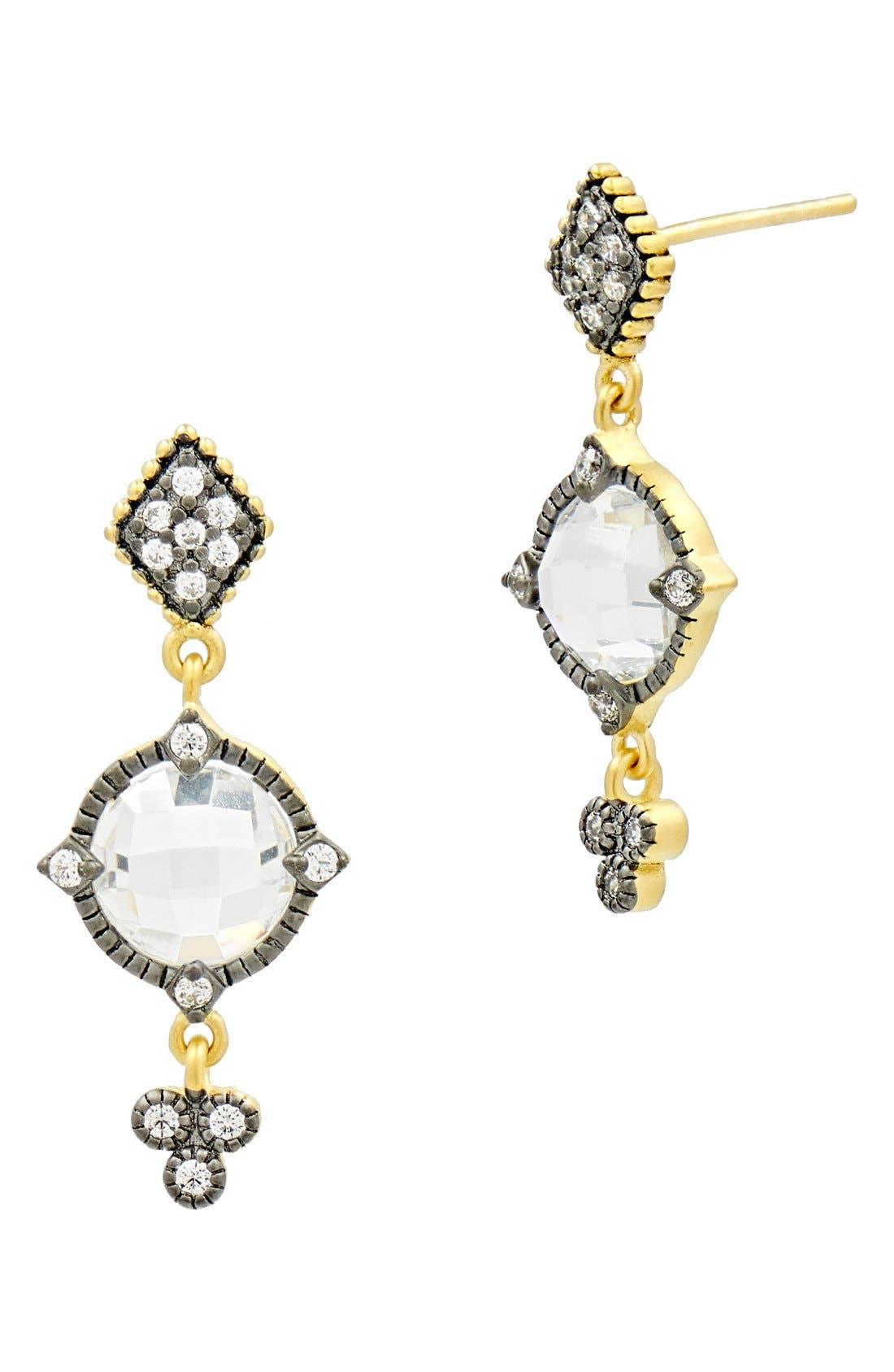 Metropolitan Drop Earrings,                             Alternate thumbnail 6, color,                             040