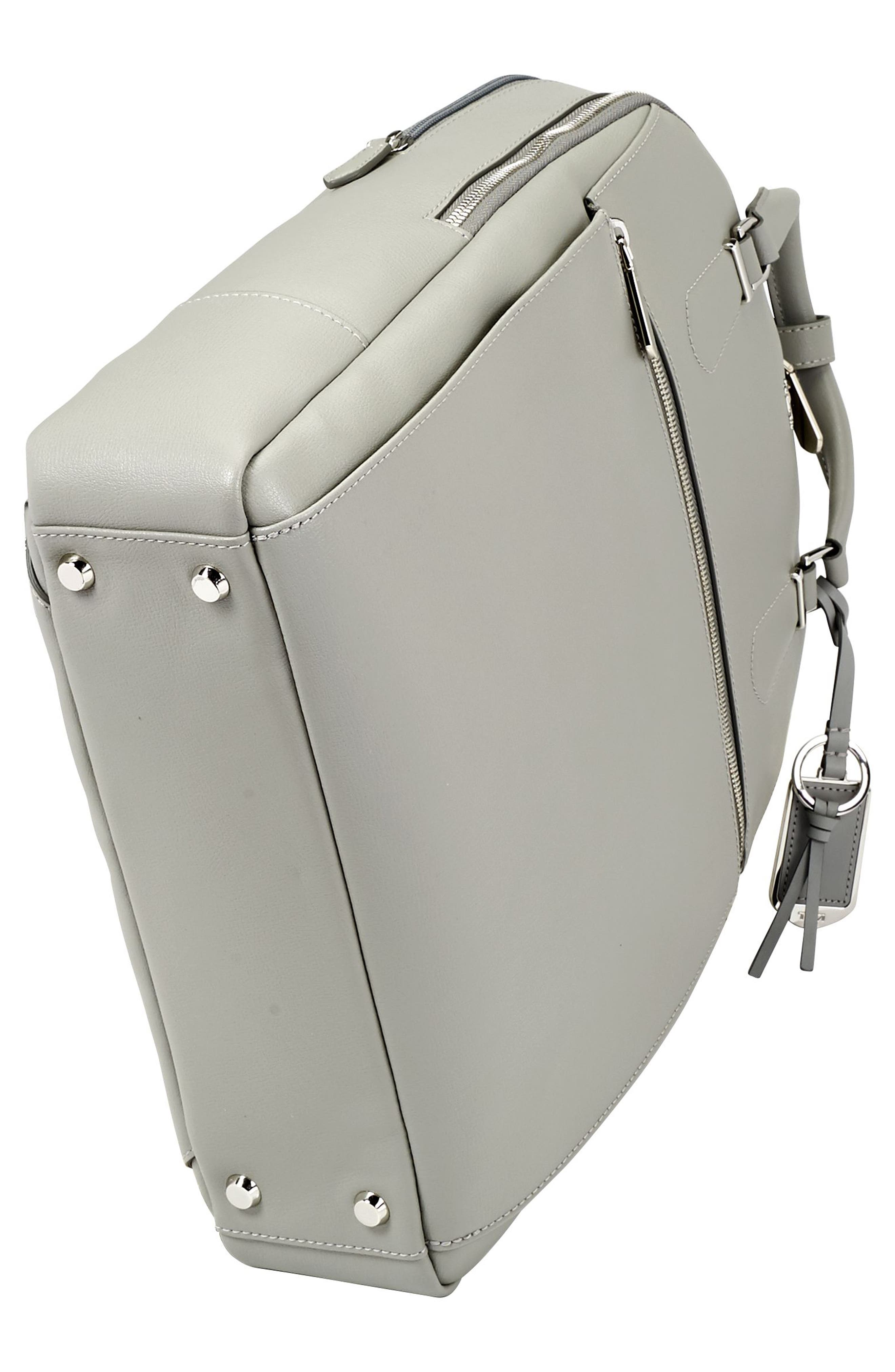 Stanton Orion Leather Backpack,                             Alternate thumbnail 13, color,