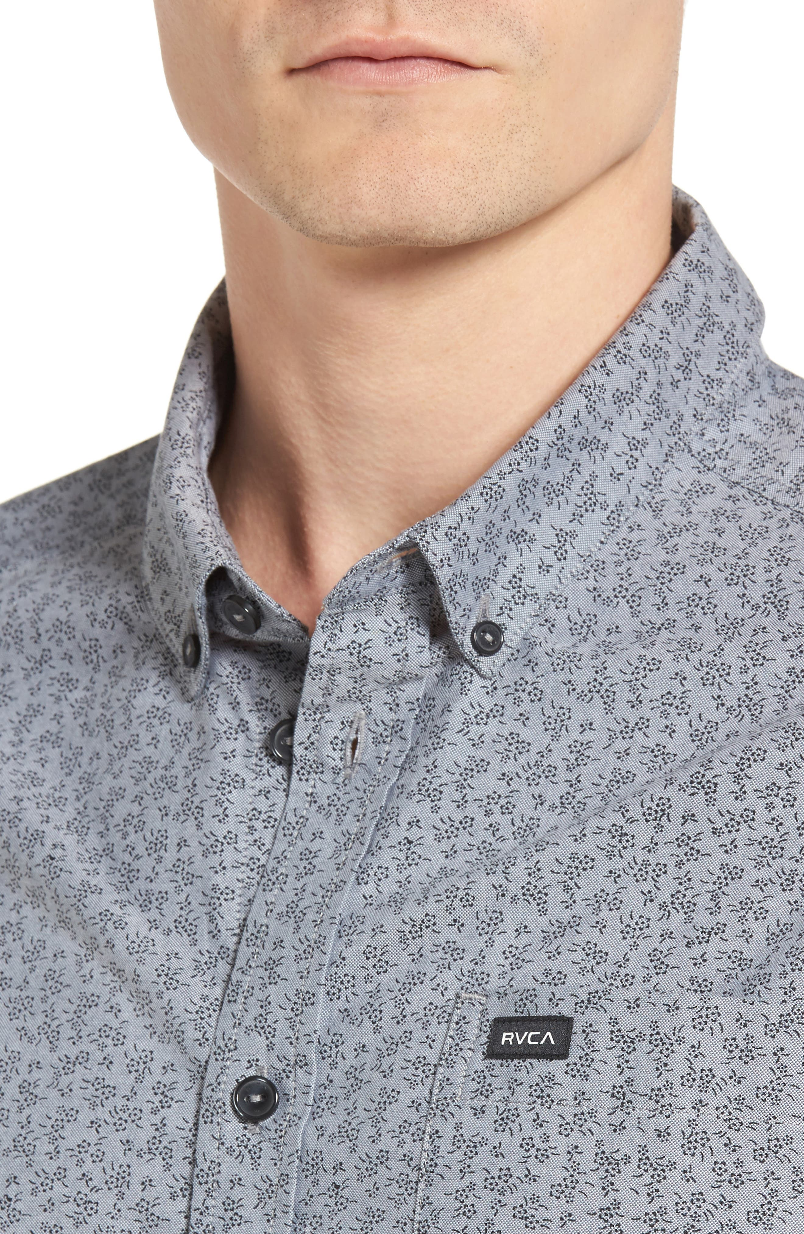 That'll Do Floral Woven Shirt,                             Alternate thumbnail 11, color,