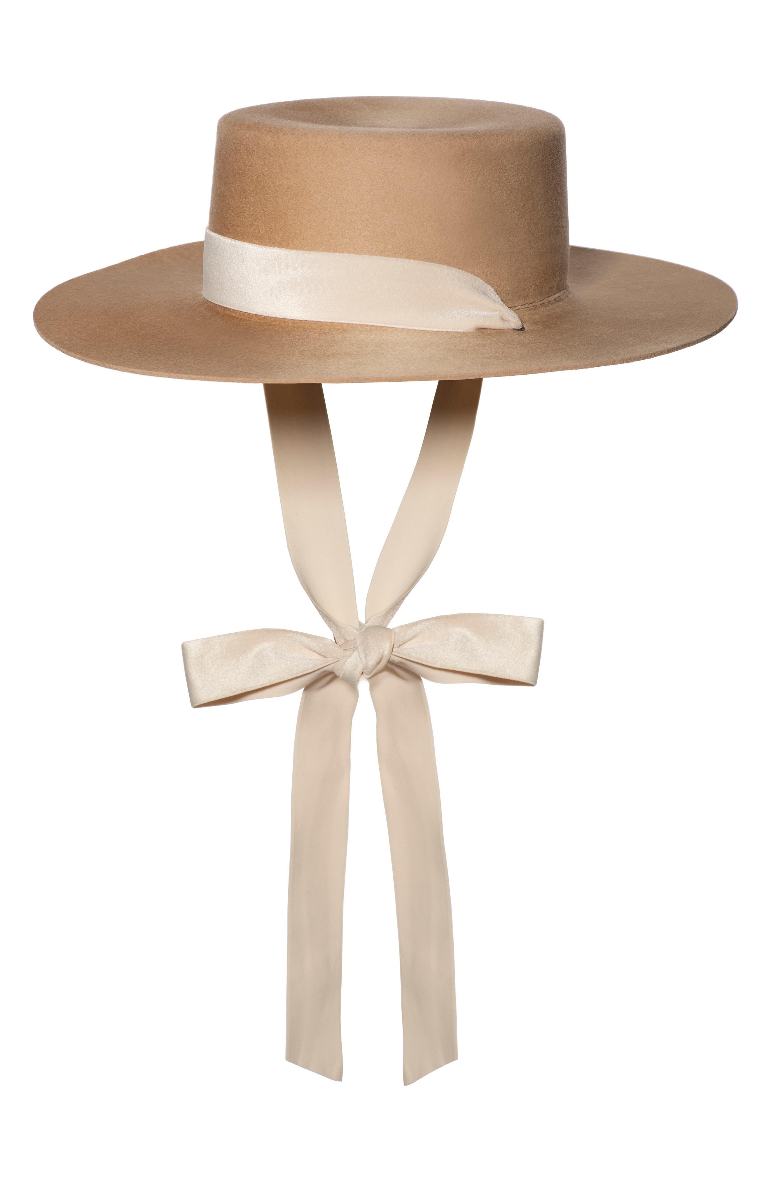 The Heiress Straw Bolero Hat,                             Main thumbnail 3, color,