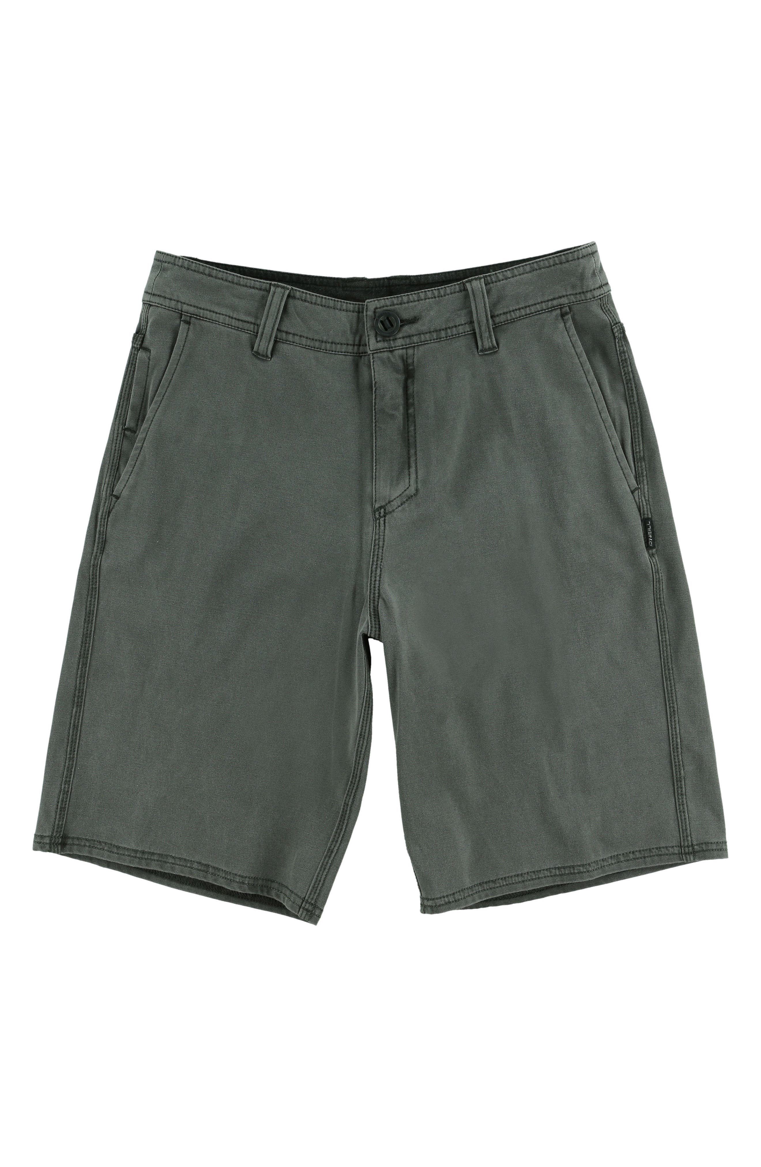 Venture Overdye Shorts,                             Main thumbnail 1, color,                             COFFEE
