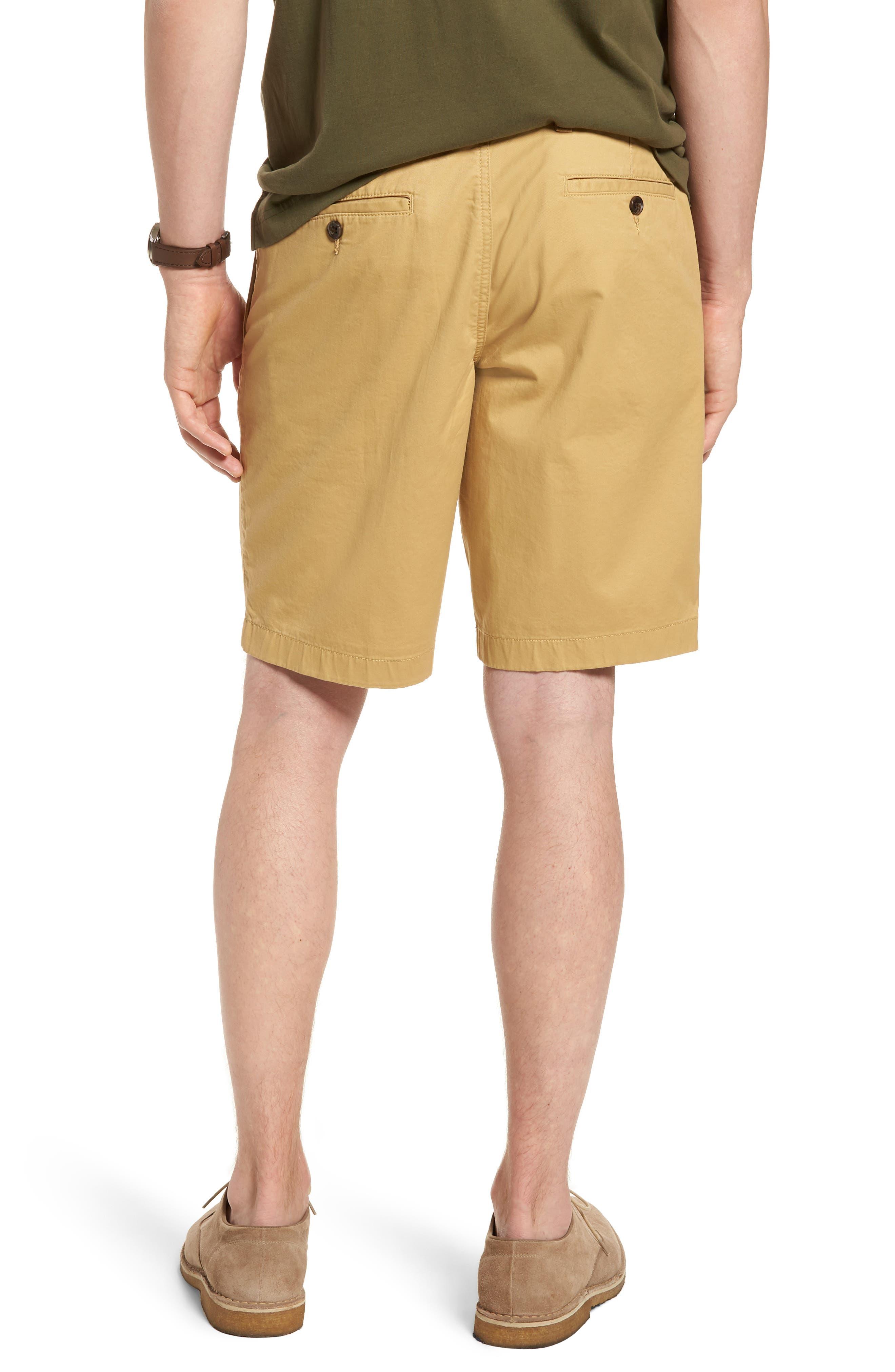 Ballard Slim Fit Stretch Chino 11-Inch Shorts,                             Alternate thumbnail 22, color,