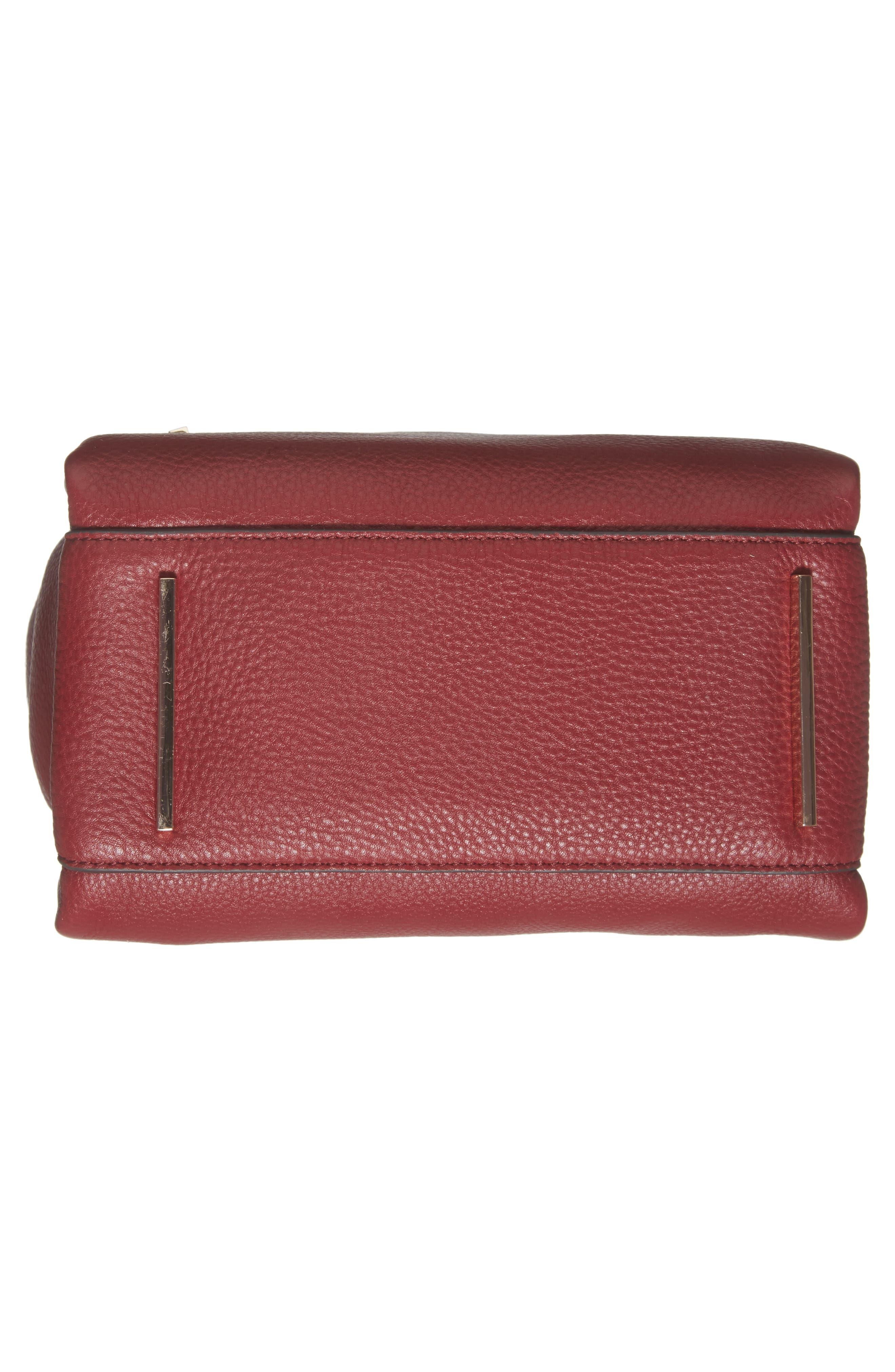 Céline Dion Small Adagio Leather Satchel,                             Alternate thumbnail 30, color,