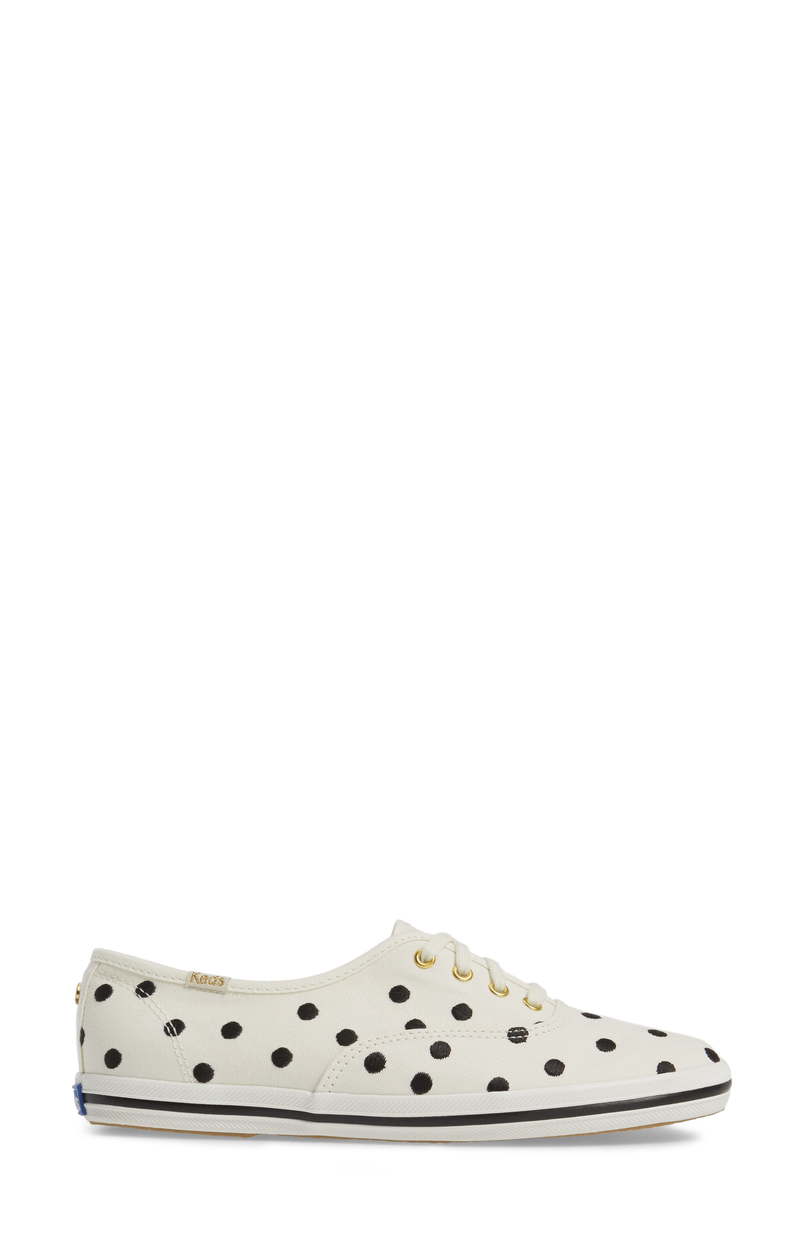 Keds<sup>®</sup> x kate spade new york champion sneaker,                             Alternate thumbnail 10, color,