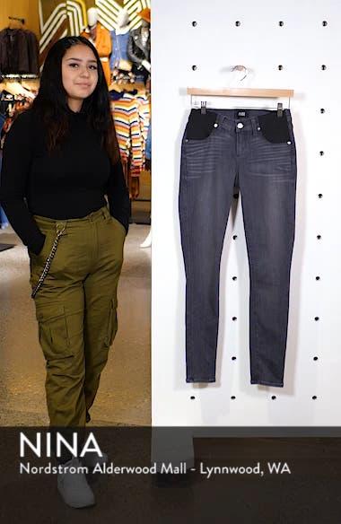 Transcend - Verdugo Maternity Skinny Jeans, sales video thumbnail