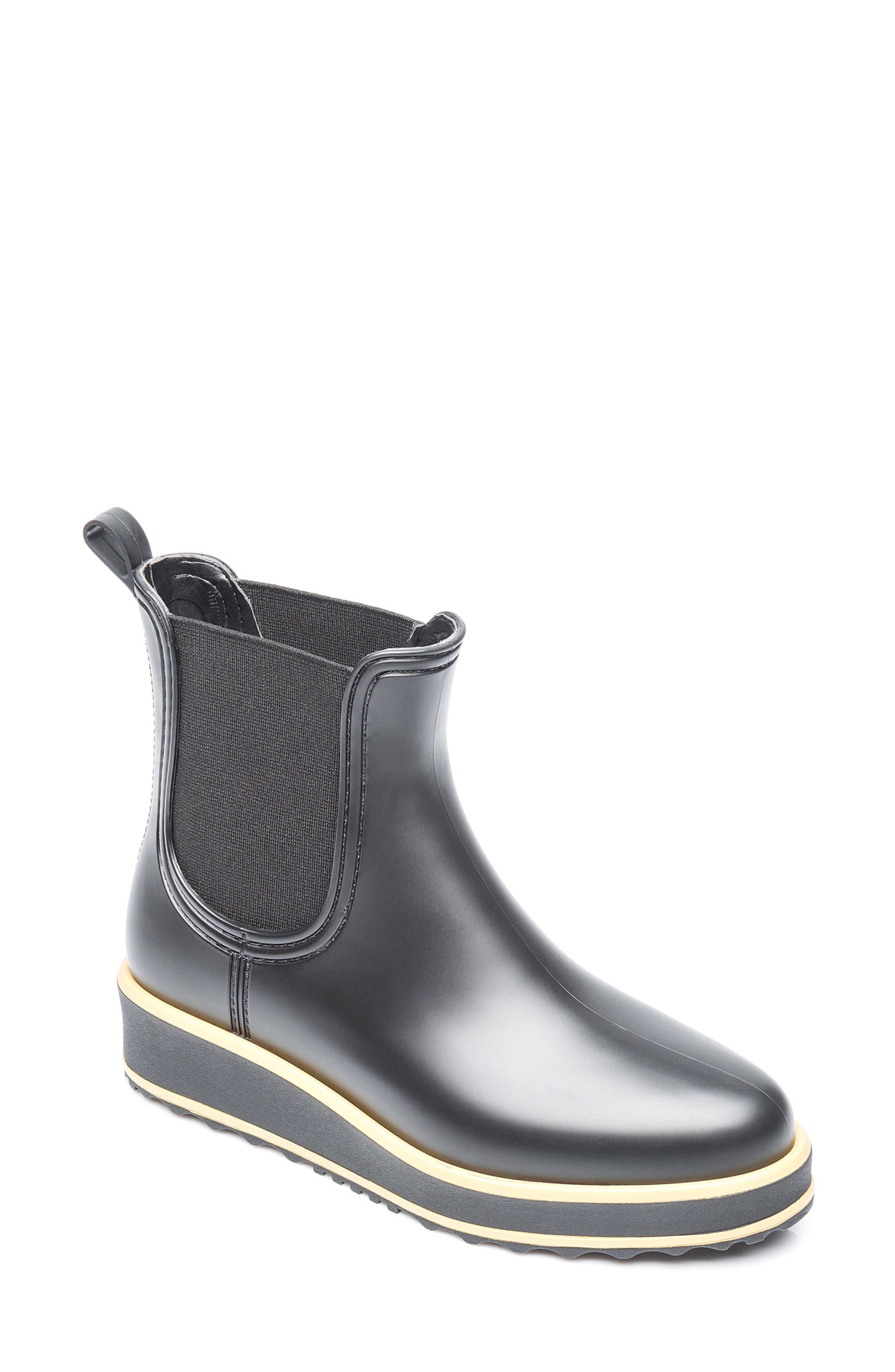 Wila Rain Boot,                             Main thumbnail 1, color,                             001