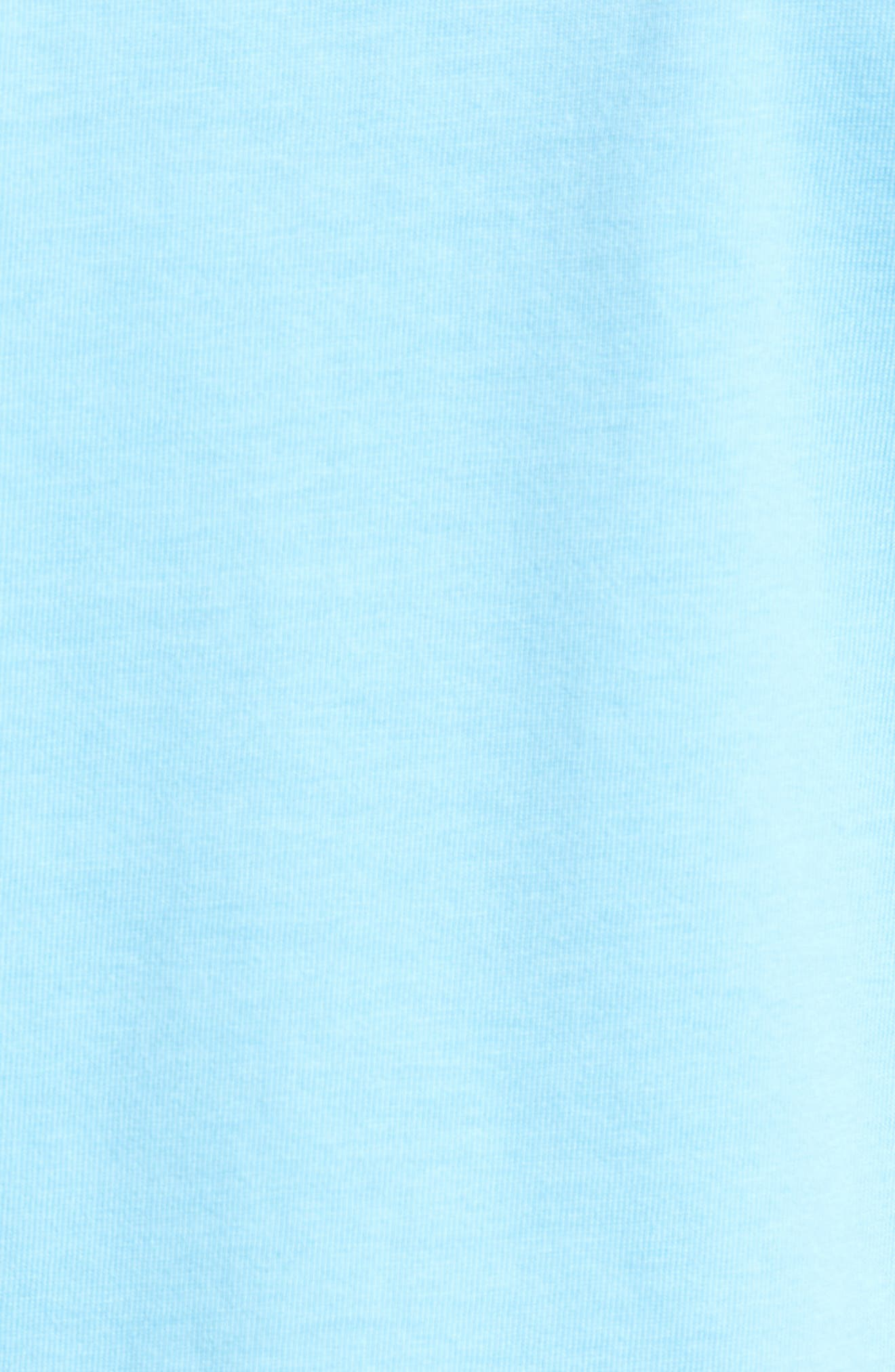 Embroidered T-Shirt,                             Alternate thumbnail 5, color,                             400