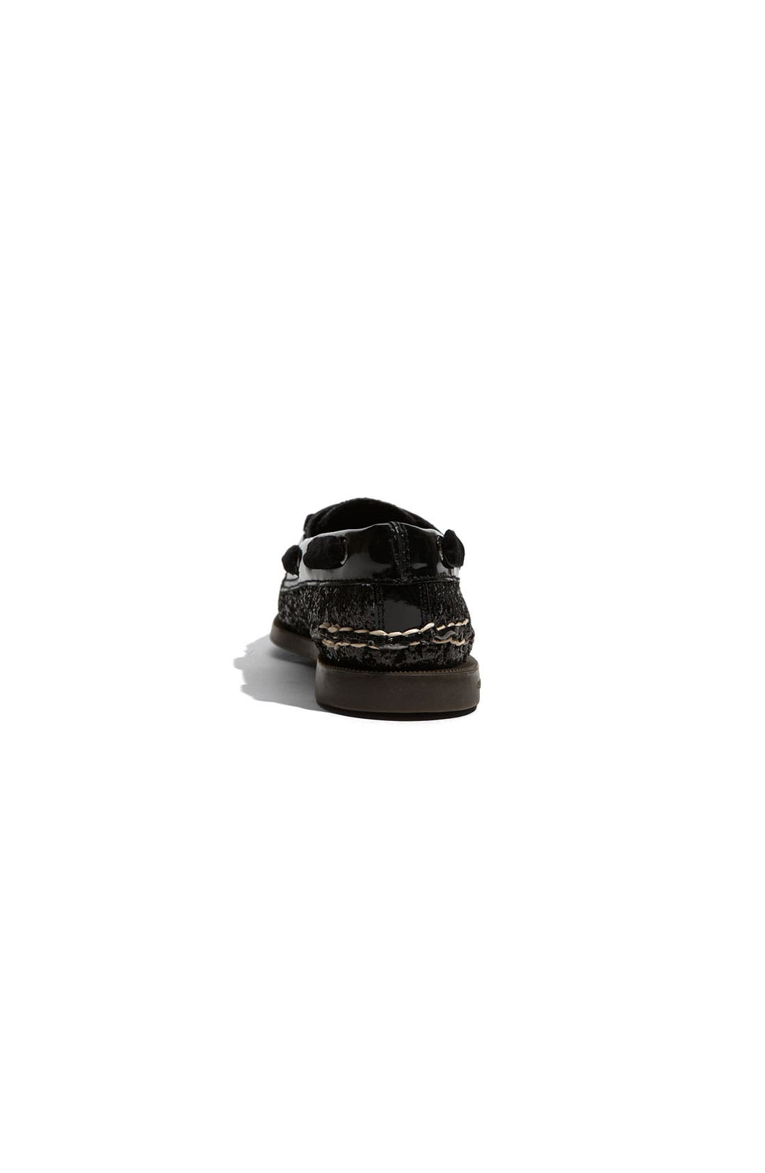 SPERRY,                             Top-Sider<sup>®</sup> 'Authentic Original Glitter' Boat Shoe,                             Alternate thumbnail 3, color,                             005