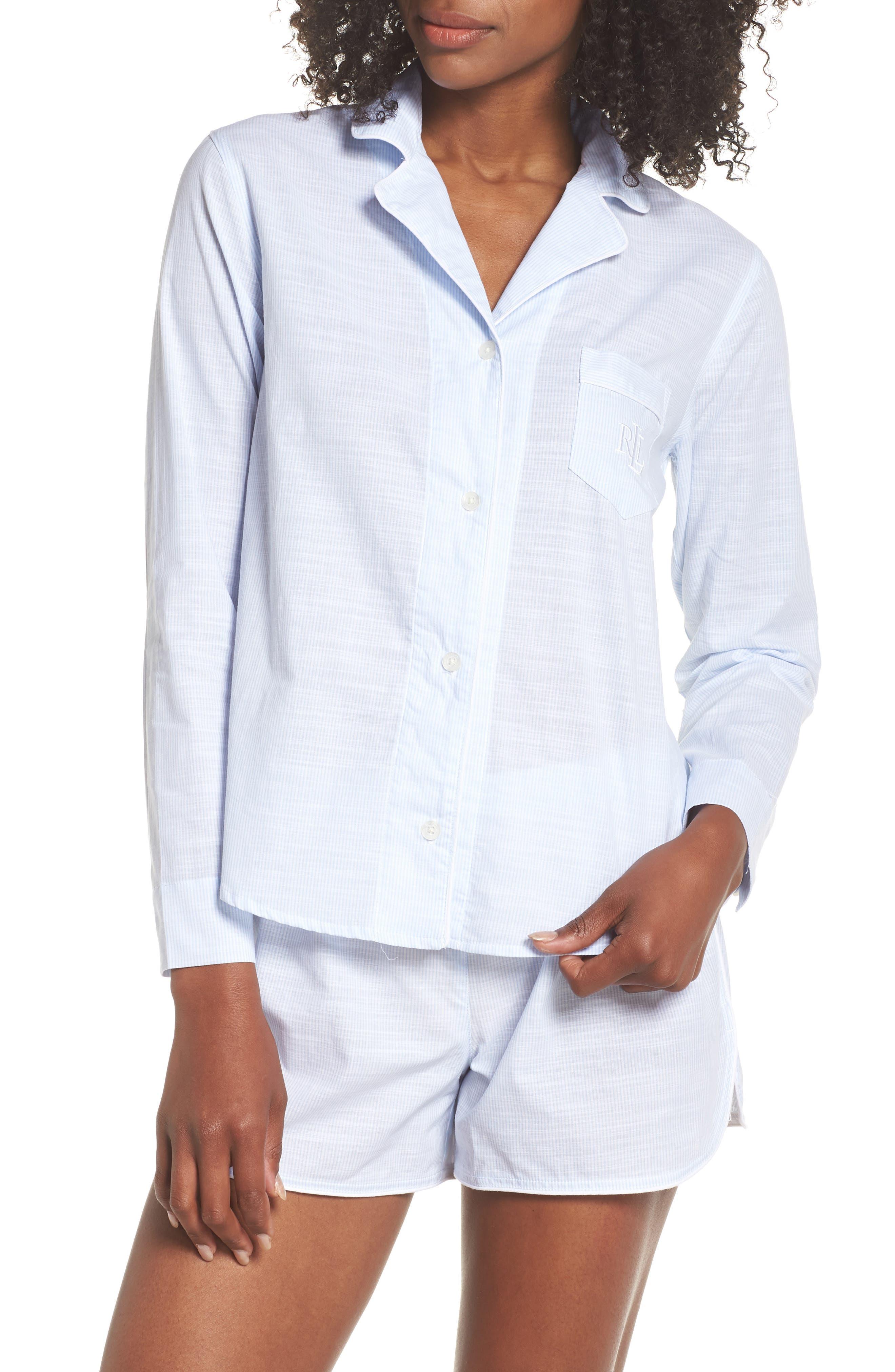 Short Pajamas,                             Main thumbnail 1, color,