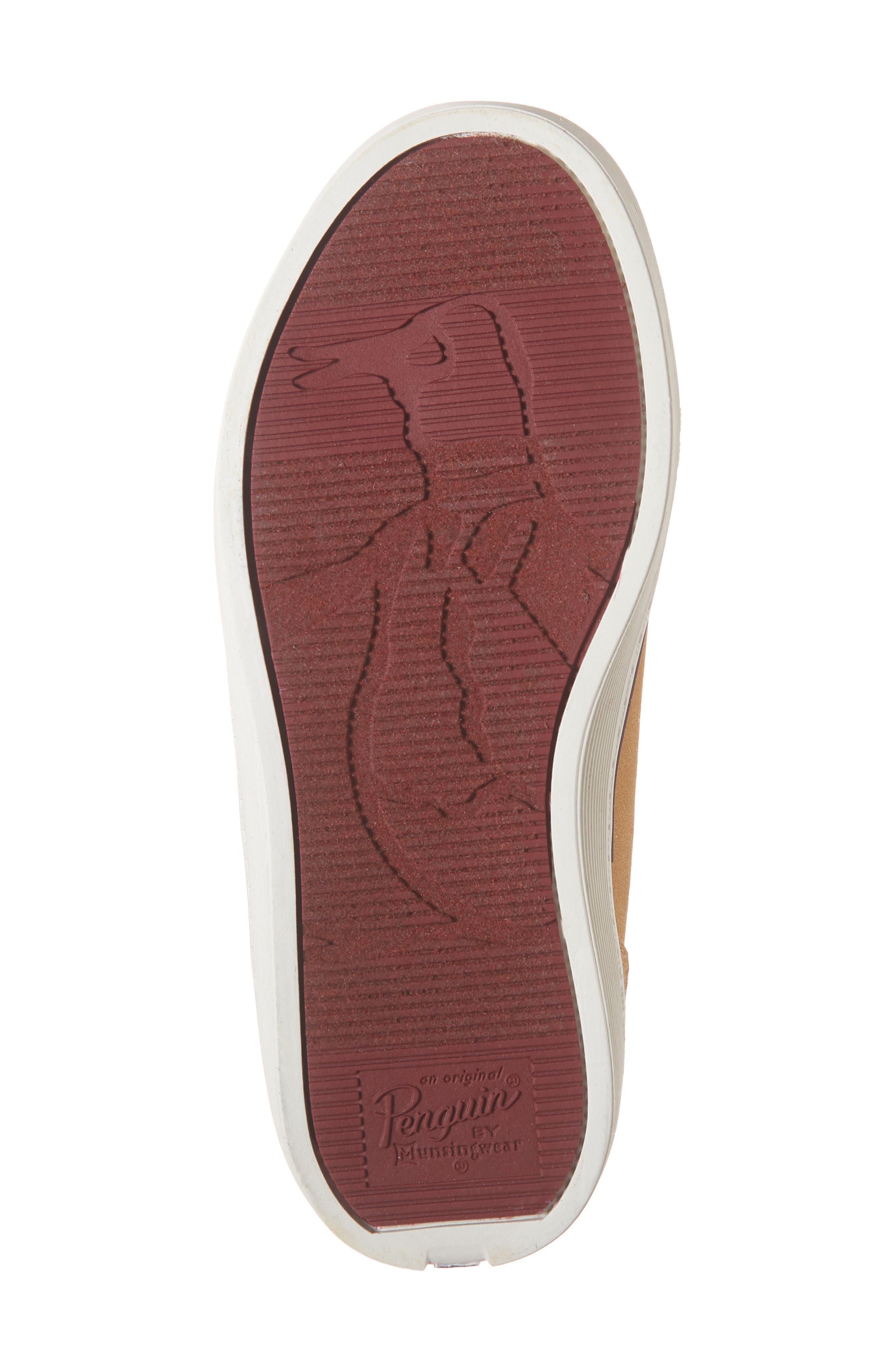 ORIGINAL PENGUIN,                             Dexter Sneaker,                             Alternate thumbnail 6, color,                             WHEAT/ NAVY