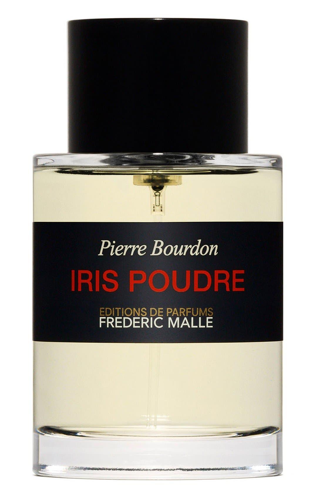 Editions de Parfums Frédéric Malle Iris Poudre Parfum Spray,                             Main thumbnail 1, color,                             NO COLOR
