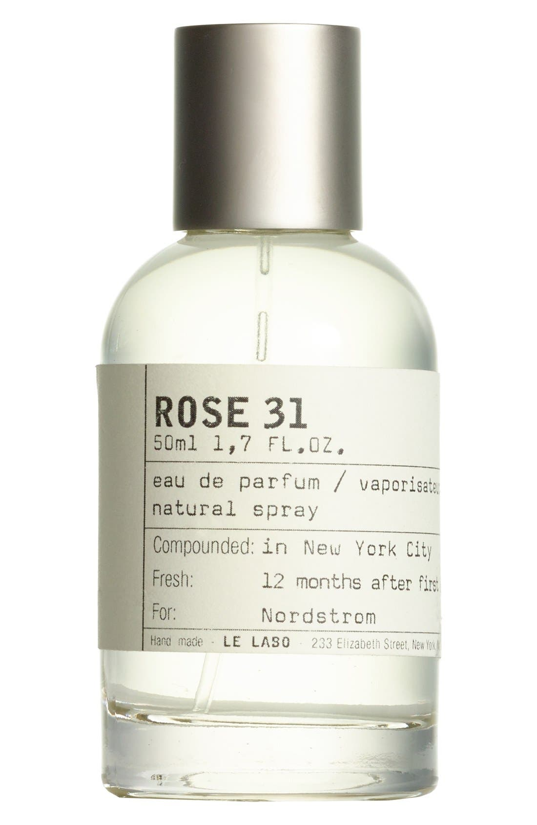 Rose 31 Eau de Parfum,                             Alternate thumbnail 5, color,                             NO COLOR