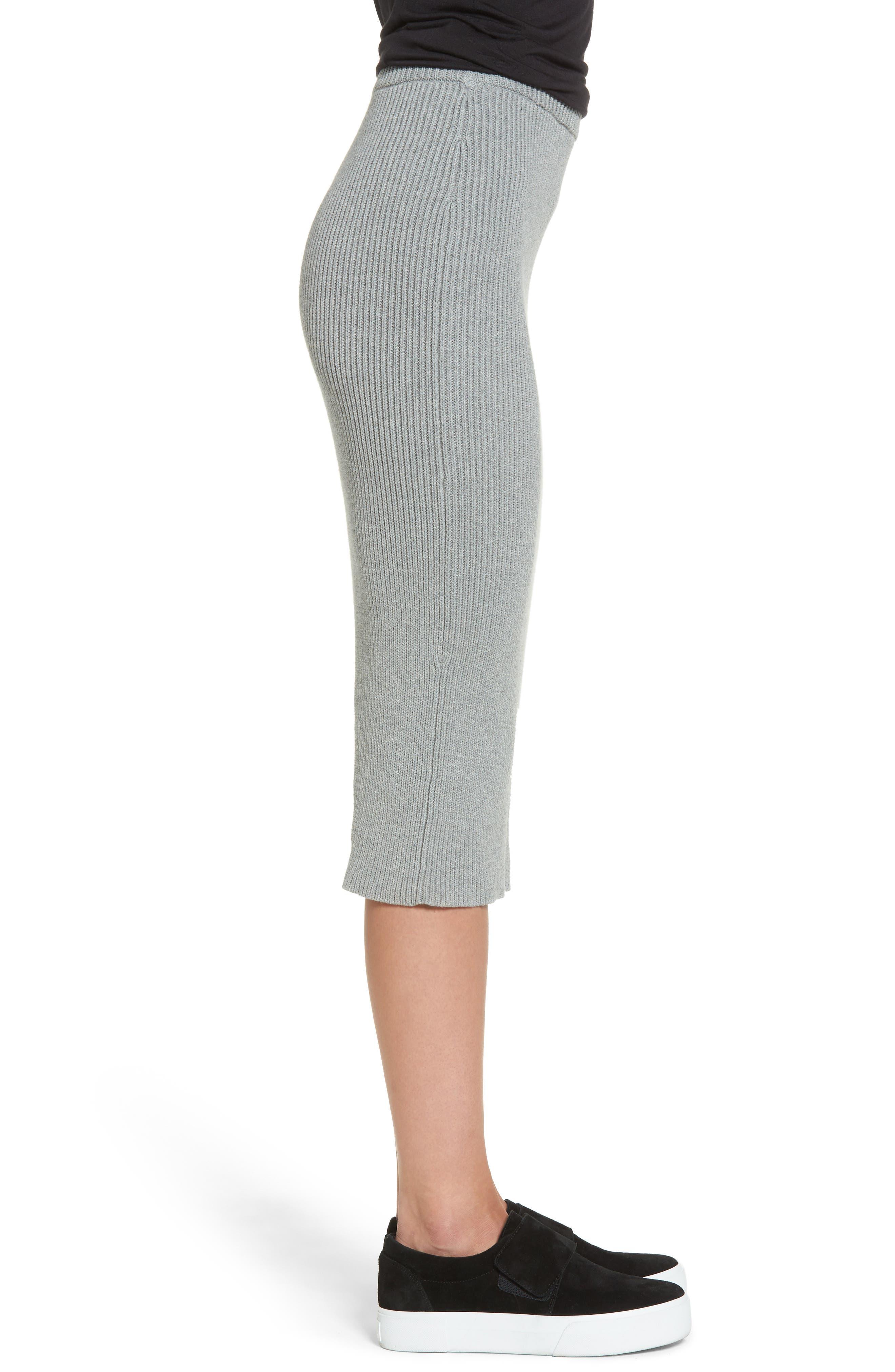 Galactic Knit Skirt,                             Alternate thumbnail 3, color,                             051