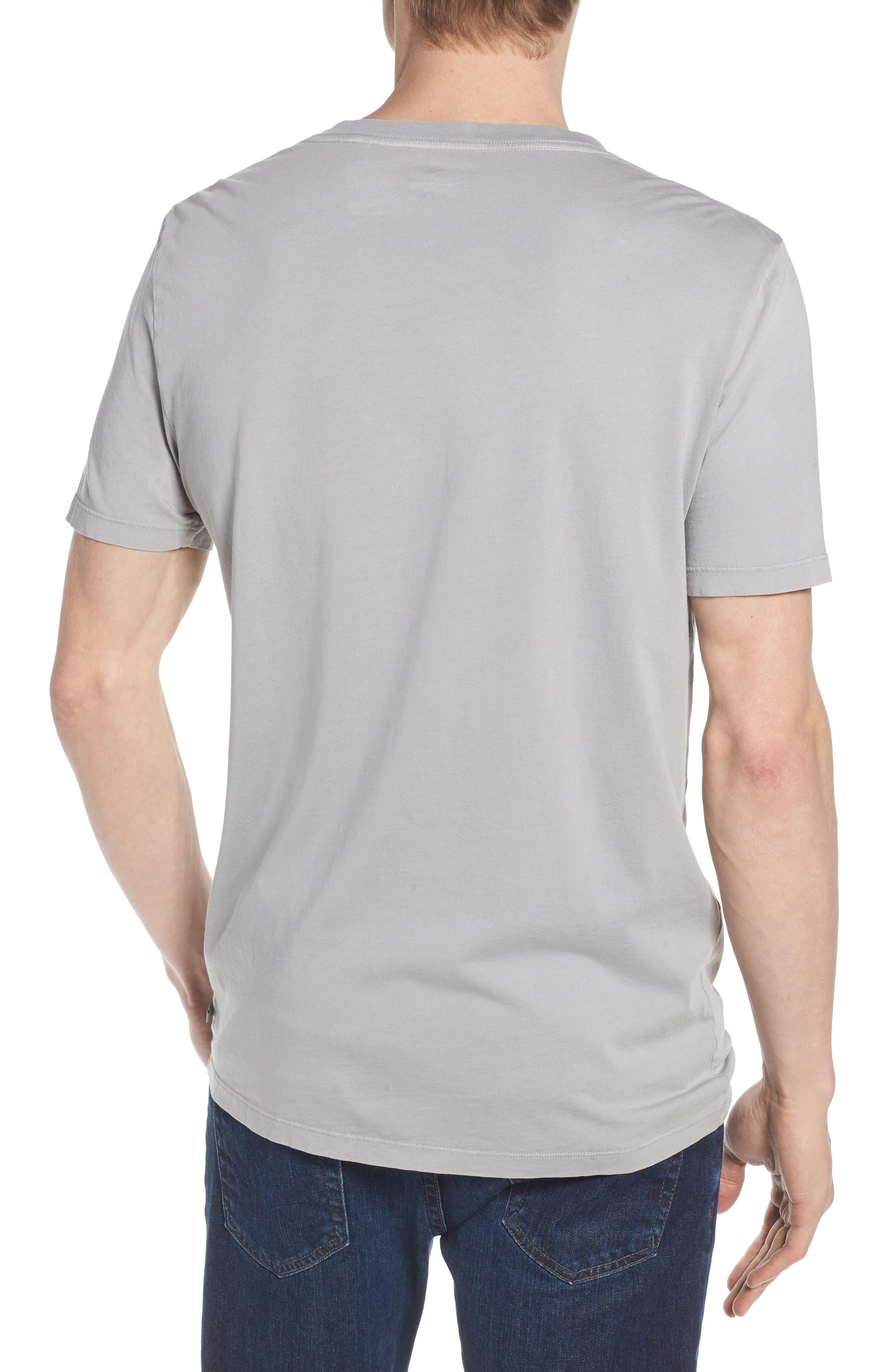 Anders Slim Fit Pocket T-Shirt,                             Alternate thumbnail 2, color,                             SUN FADED PEBBLE BEACH