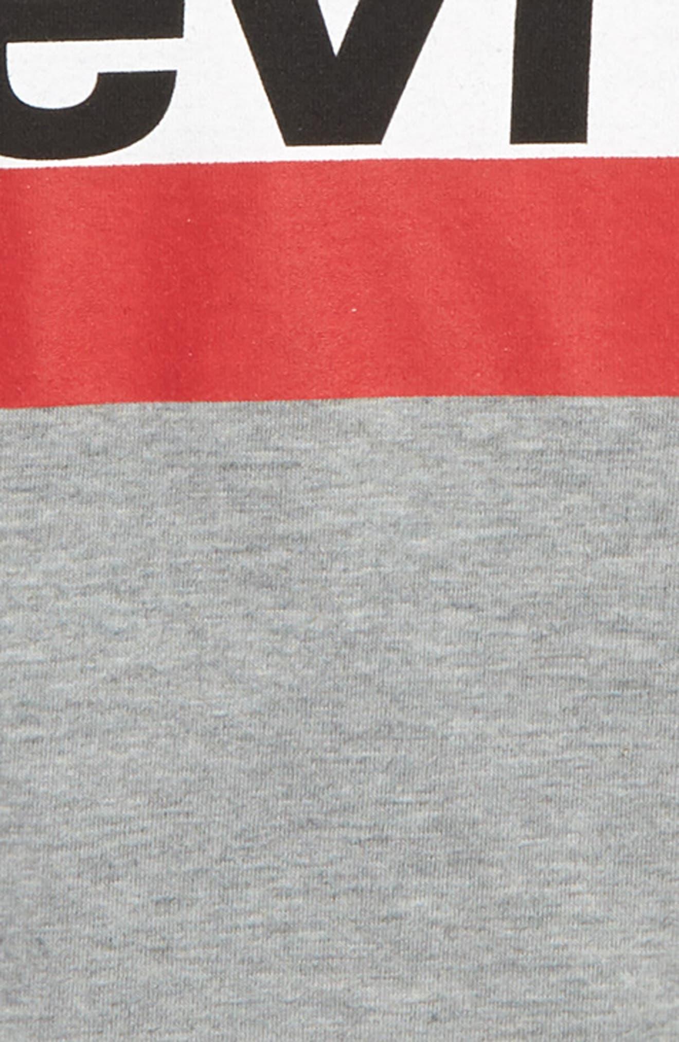 Sportswear Logo T-Shirt,                             Alternate thumbnail 2, color,                             020