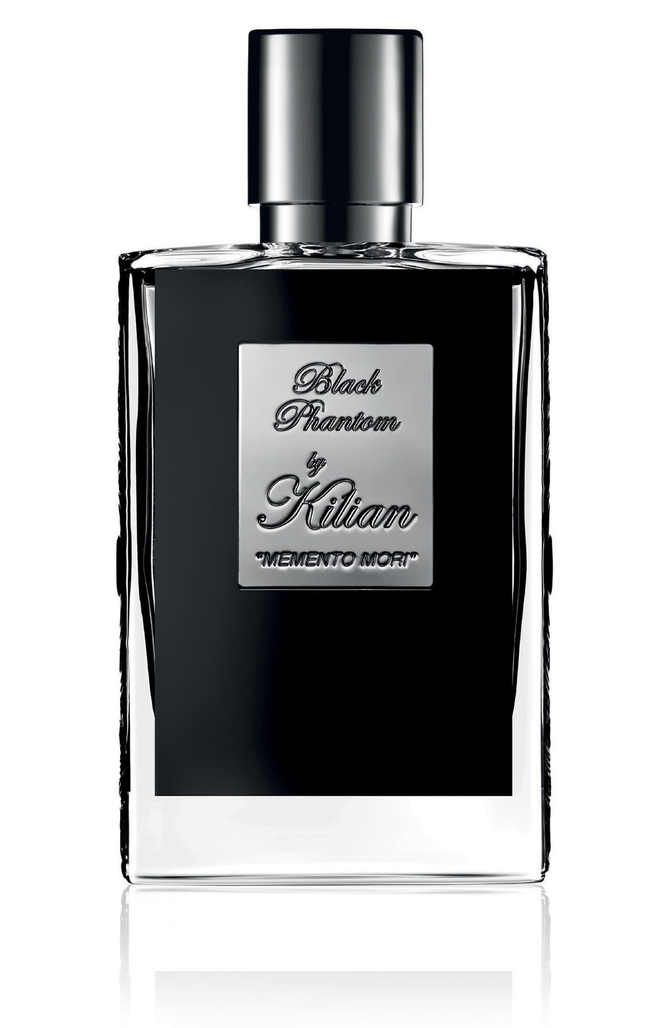 Black Phantom Memento Mori Eau de Parfum Refillable Spray,                             Main thumbnail 1, color,                             NO COLOR