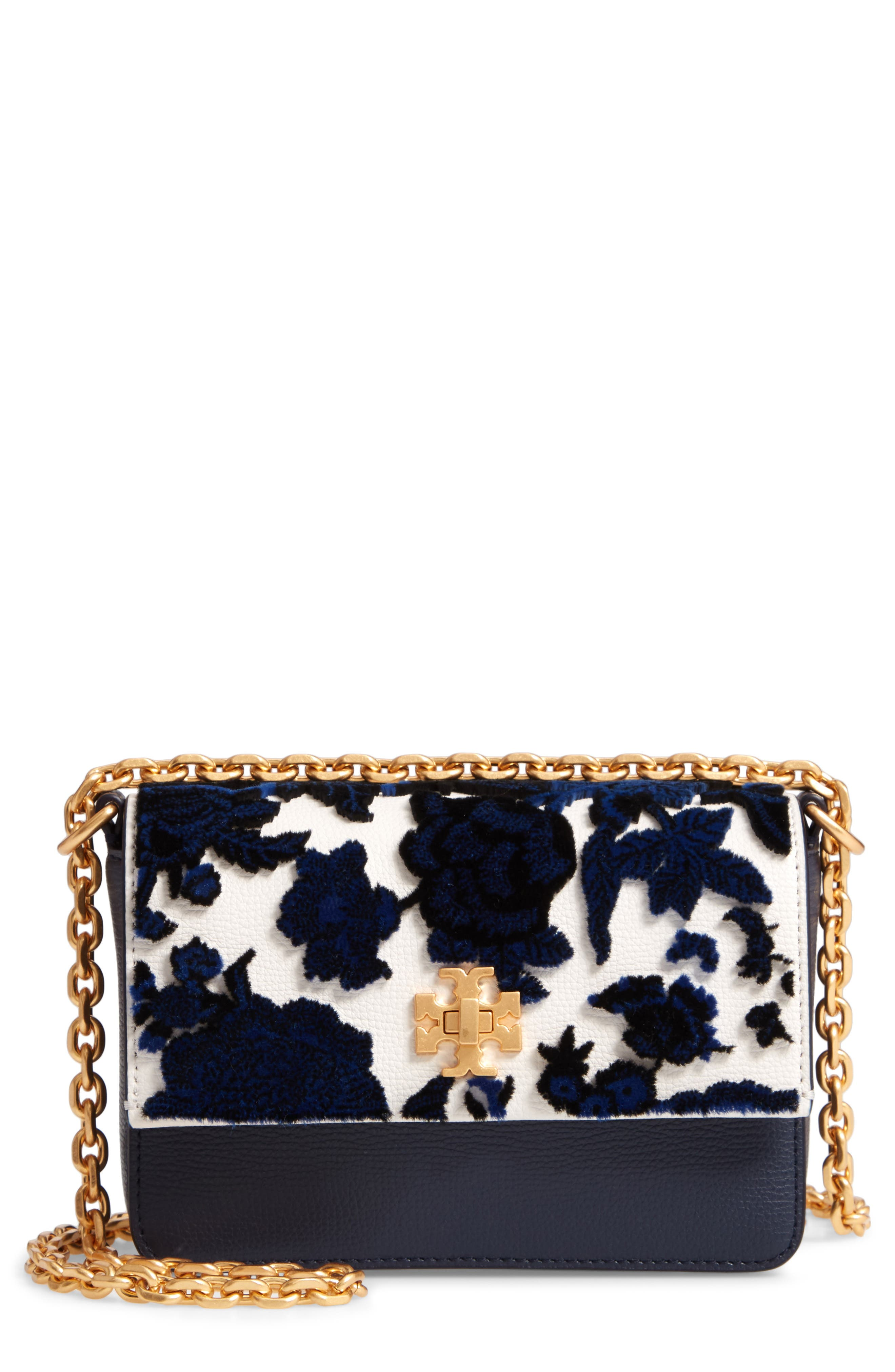 Mini Kira Leather & Fil Coupé Bag,                         Main,                         color, NEUTRAL HAPPY TIMES