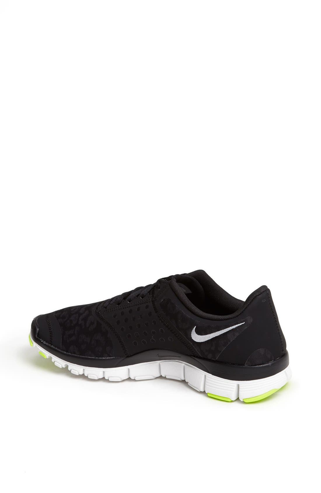 'Free 5.0 V4' Running Shoe,                             Alternate thumbnail 4, color,                             008