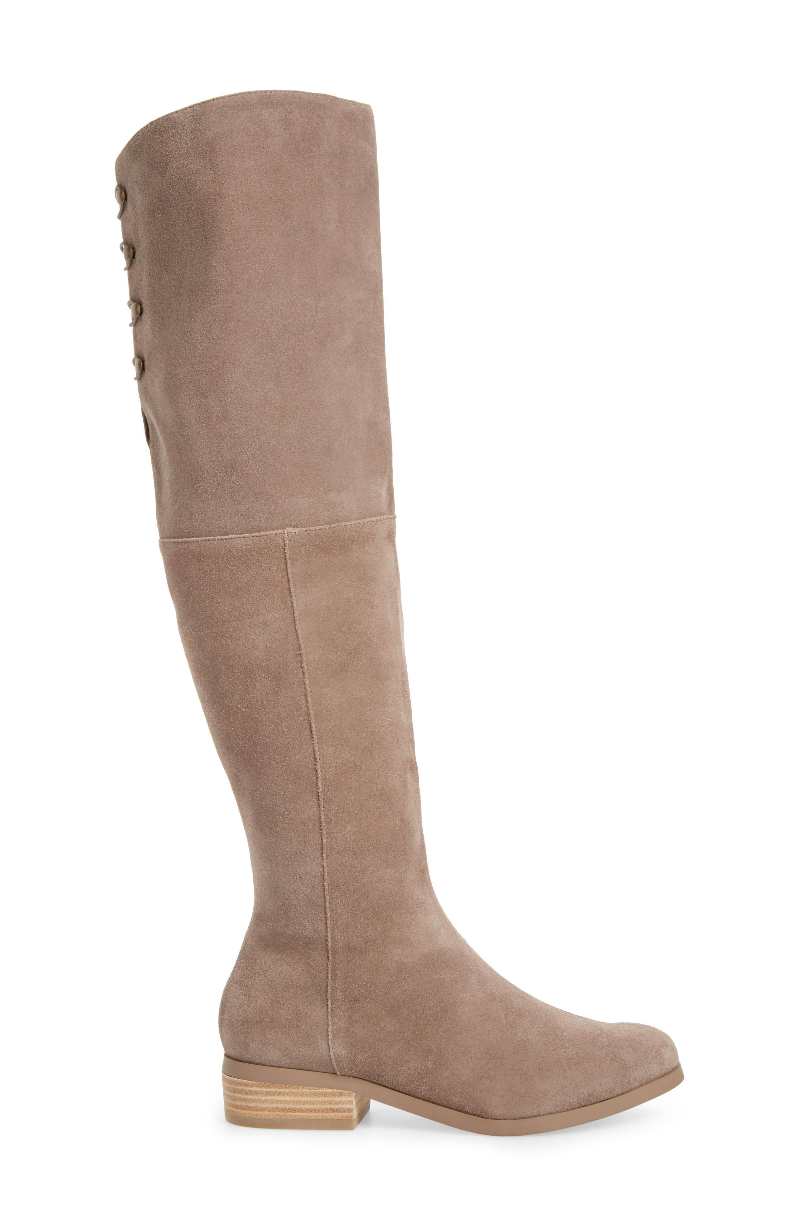 Sonoma Over the Knee Boot,                             Alternate thumbnail 3, color,                             030