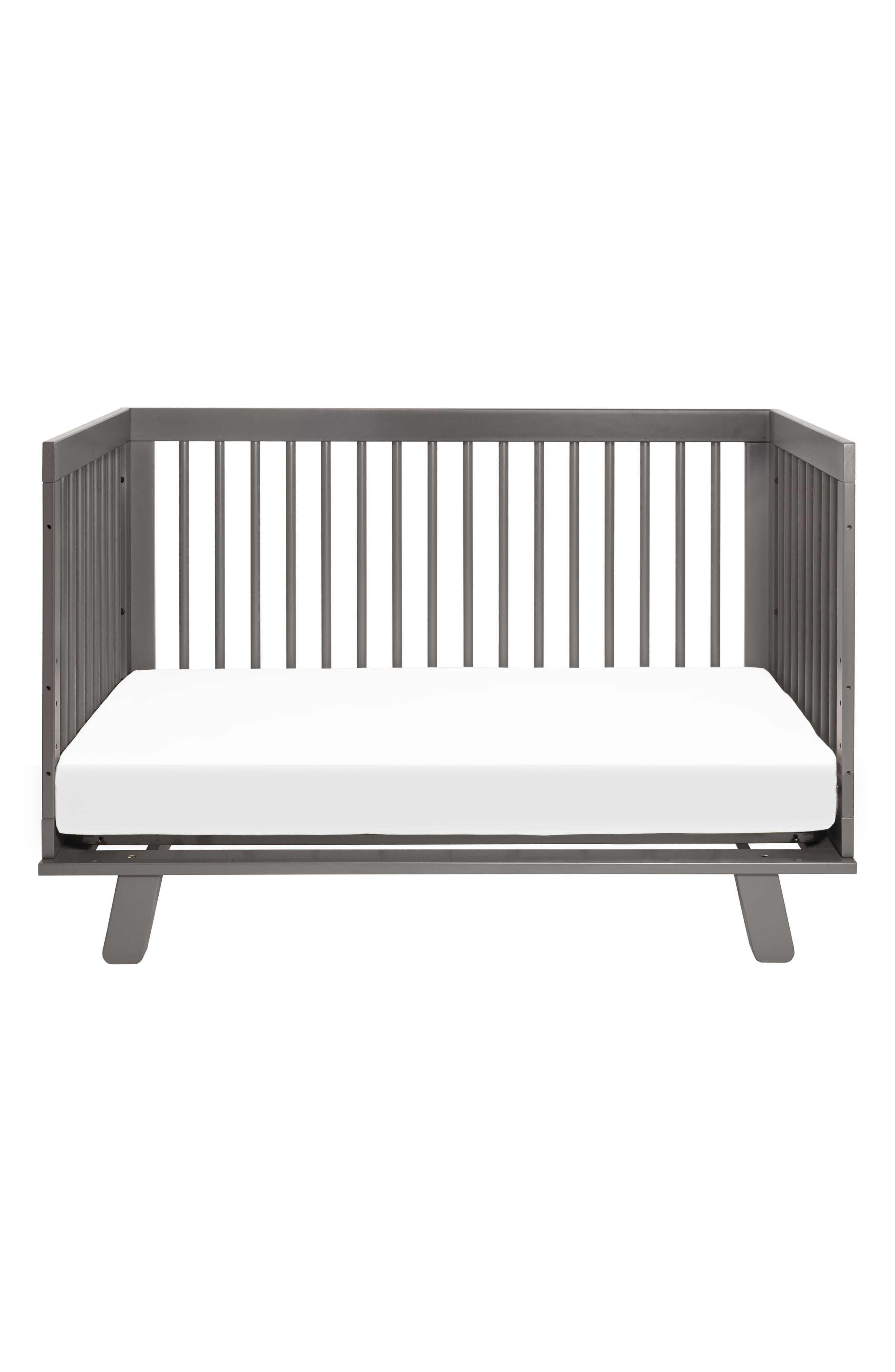 'Hudson' 3-in-1 Convertible Crib,                             Alternate thumbnail 5, color,                             021
