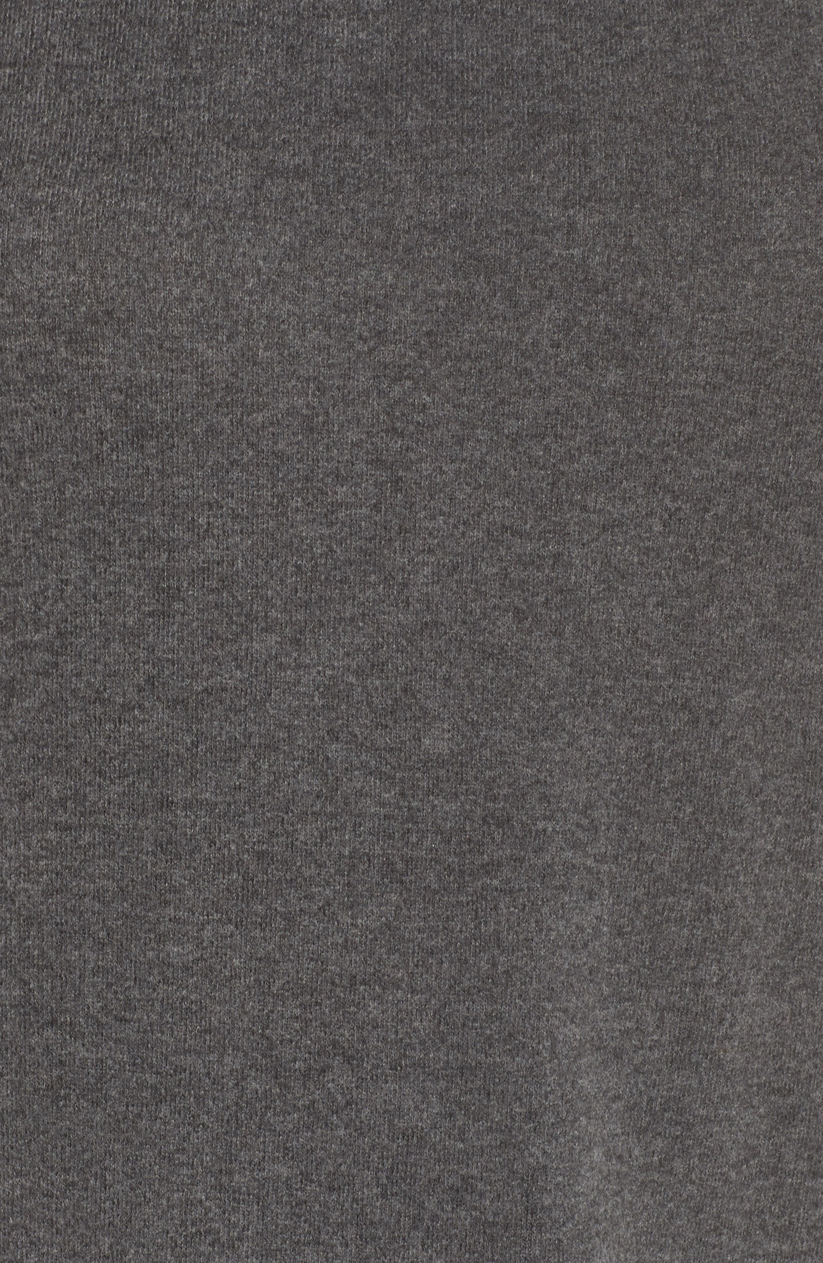 Mix Media Brushed Jersey Top,                             Alternate thumbnail 15, color,