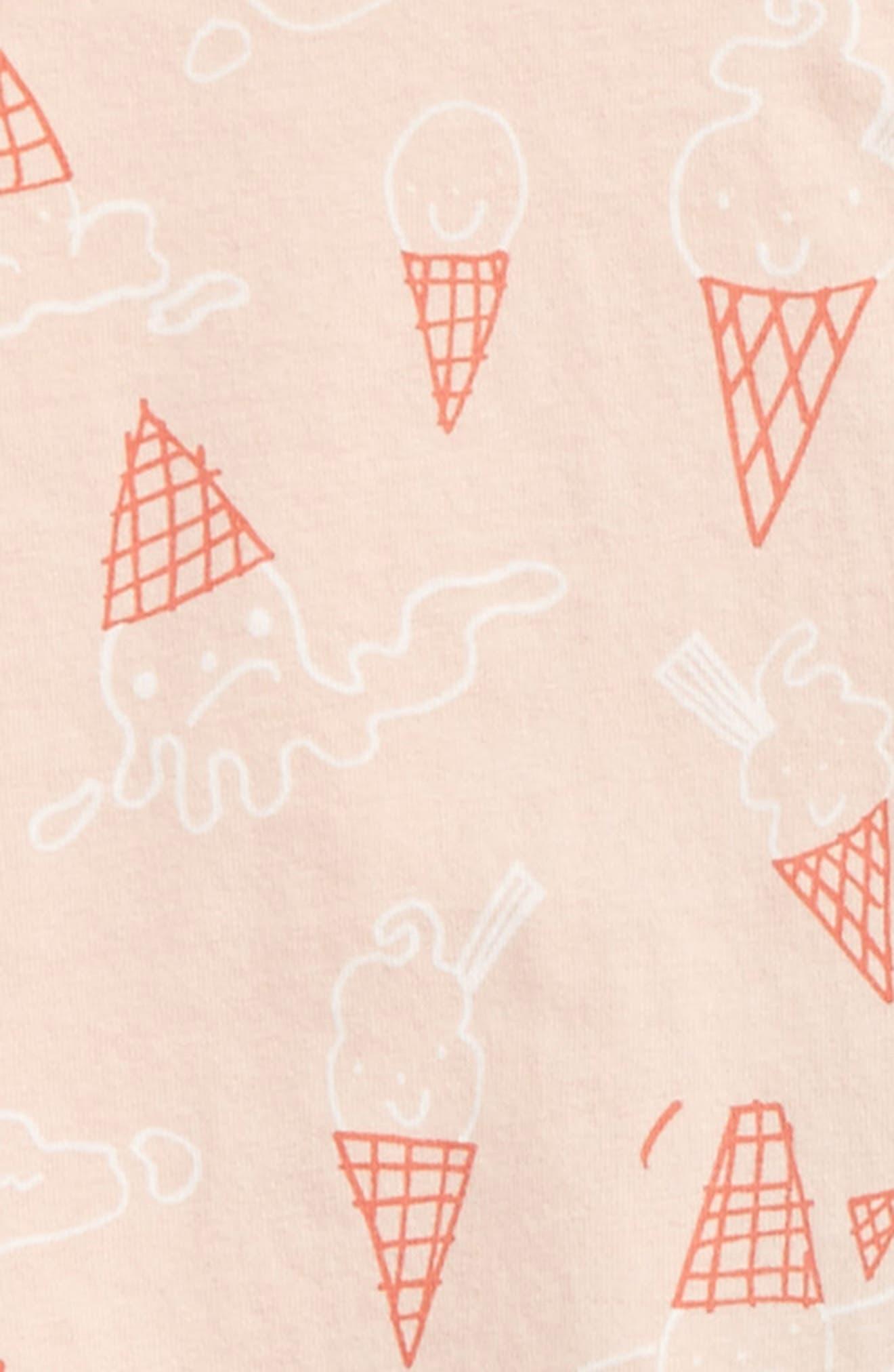 Buster & Macy Ice Cream Top & Pants Set,                             Alternate thumbnail 2, color,                             680