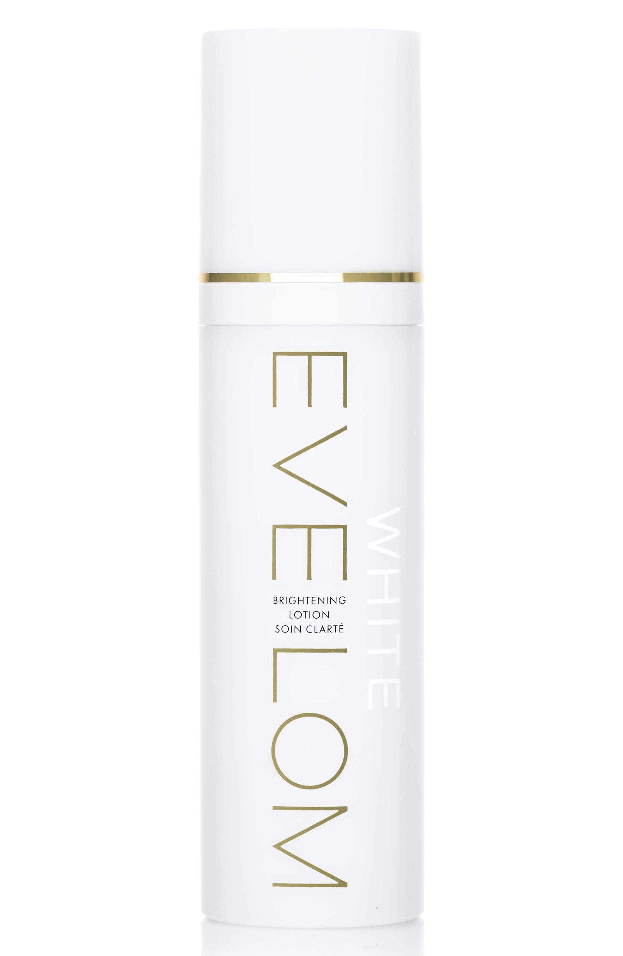 SPACE.NK.apothecary EVE LOM White Brightening Lotion,                             Alternate thumbnail 4, color,                             NO COLOR