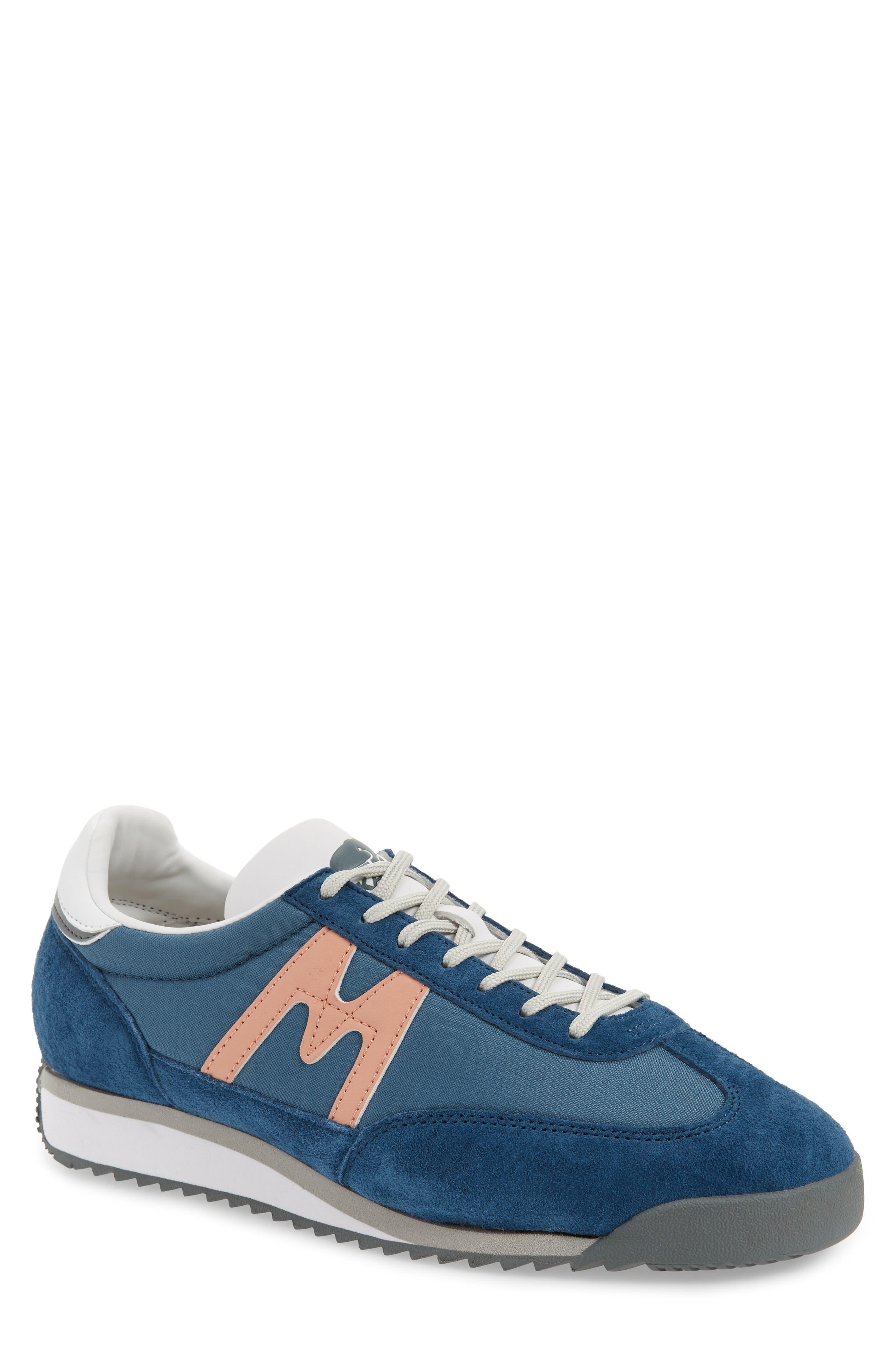 KARHU Championair Sneaker in Real Teal / Muted Clay