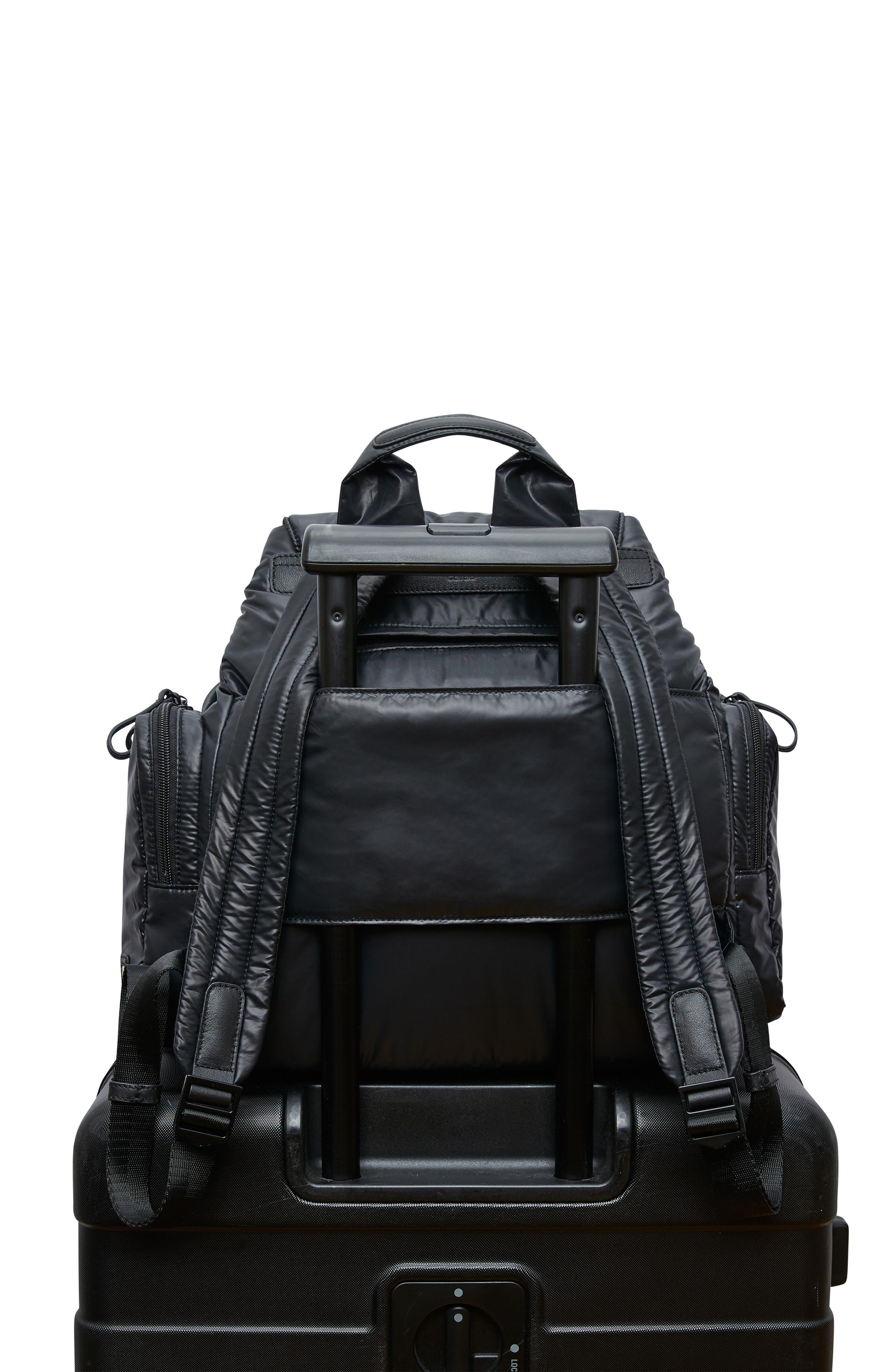 Cirrus Backpack,                             Alternate thumbnail 9, color,                             BLACK