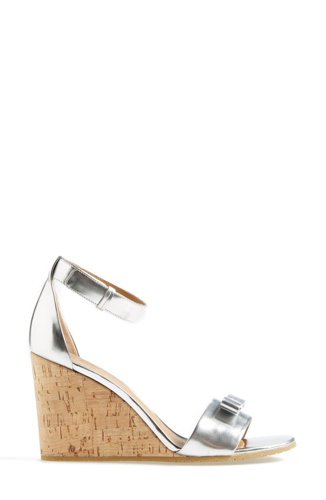 MARC BY MARC JACOBS 'Logo Disc' Sandal,                             Alternate thumbnail 2, color,                             040