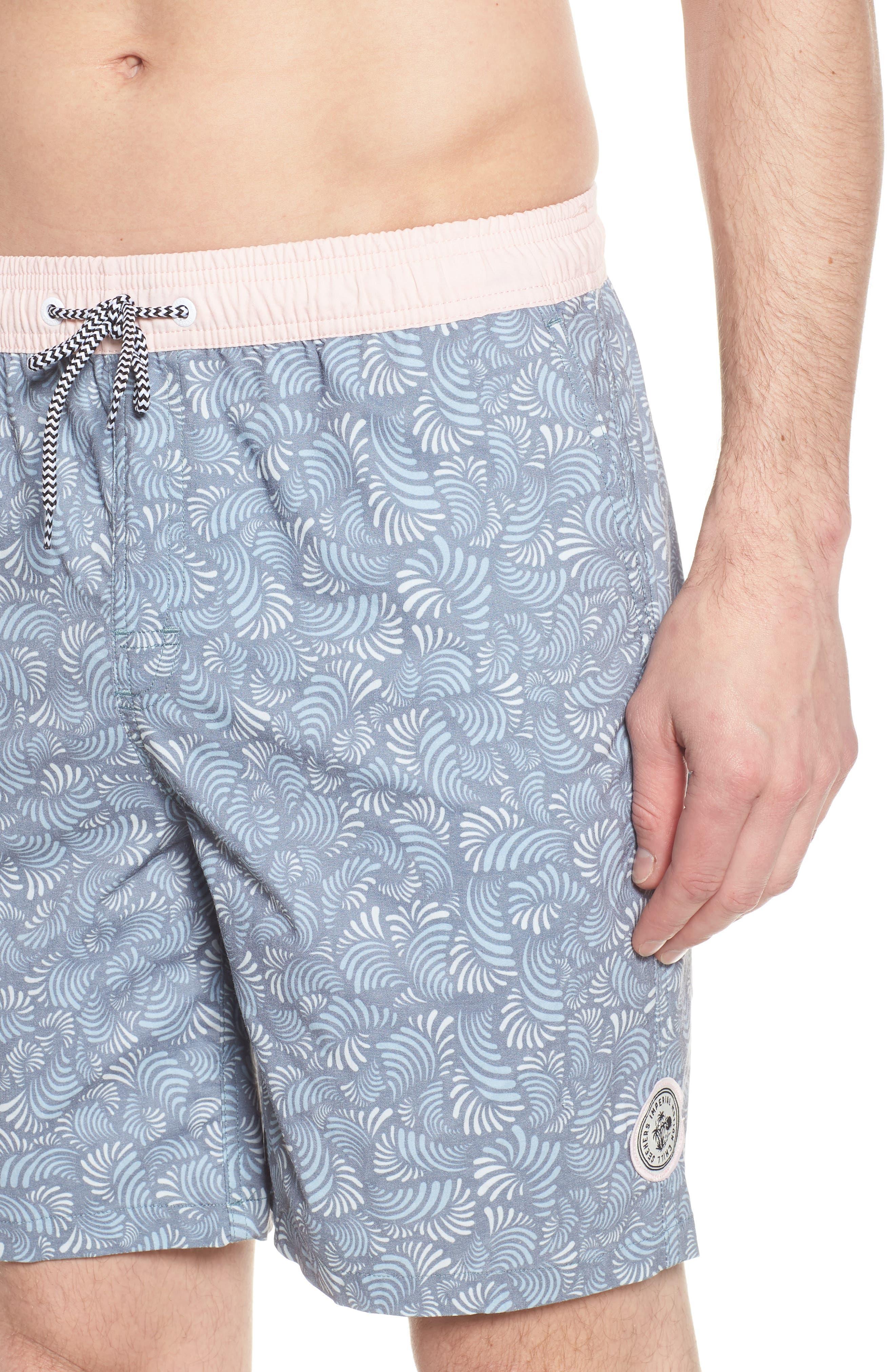Hayworth Mix Board Shorts,                             Alternate thumbnail 4, color,