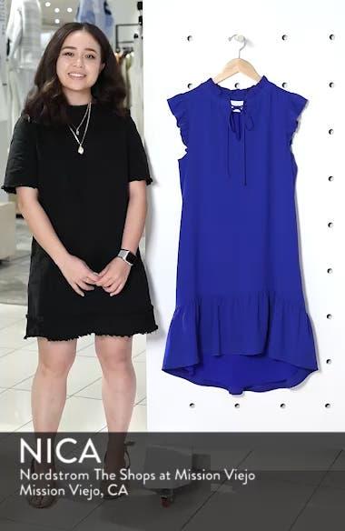 Ruffle Shift Dress, sales video thumbnail