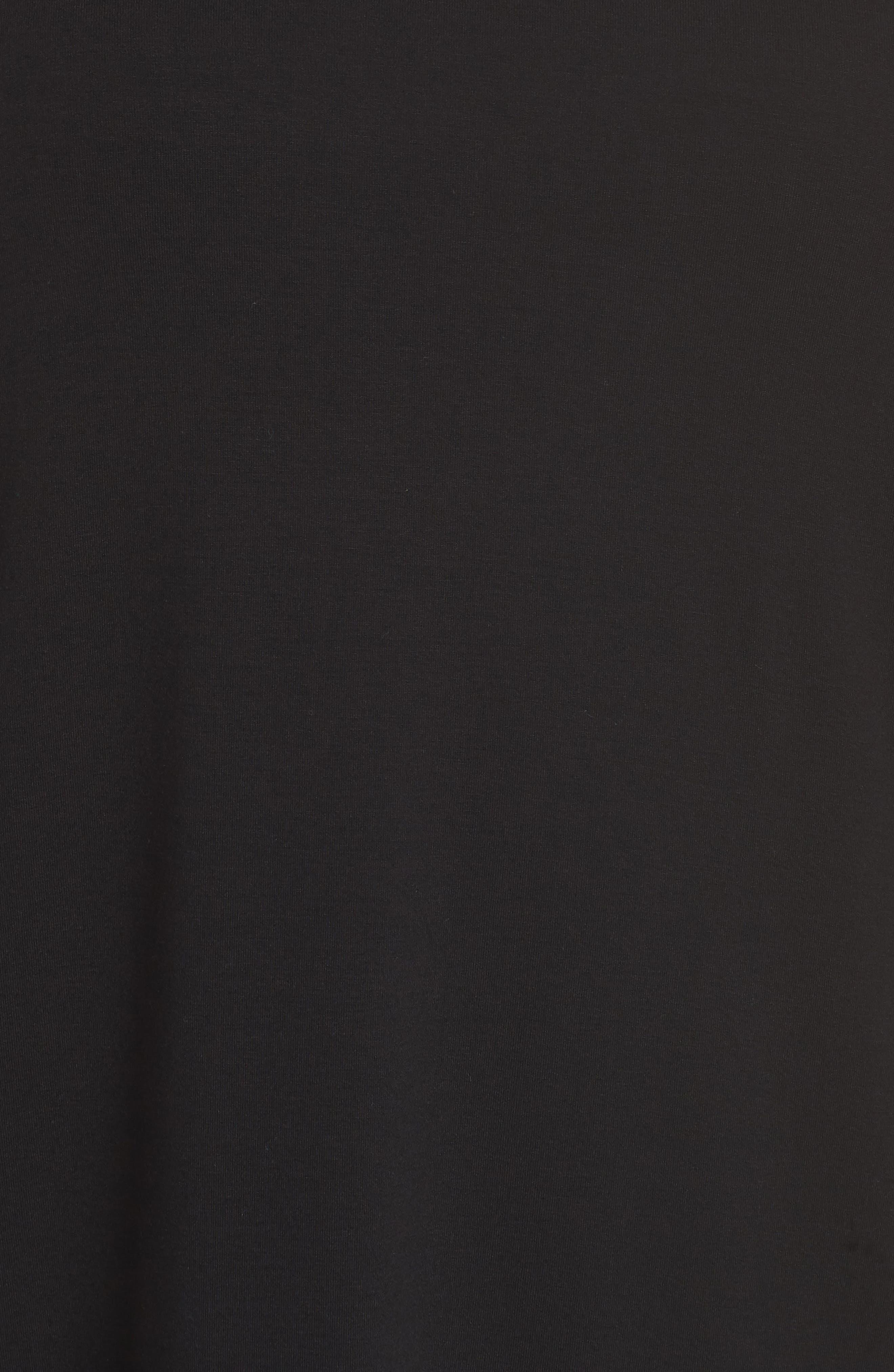 V-Neck Stretch Jersey Shift Dress,                             Alternate thumbnail 22, color,