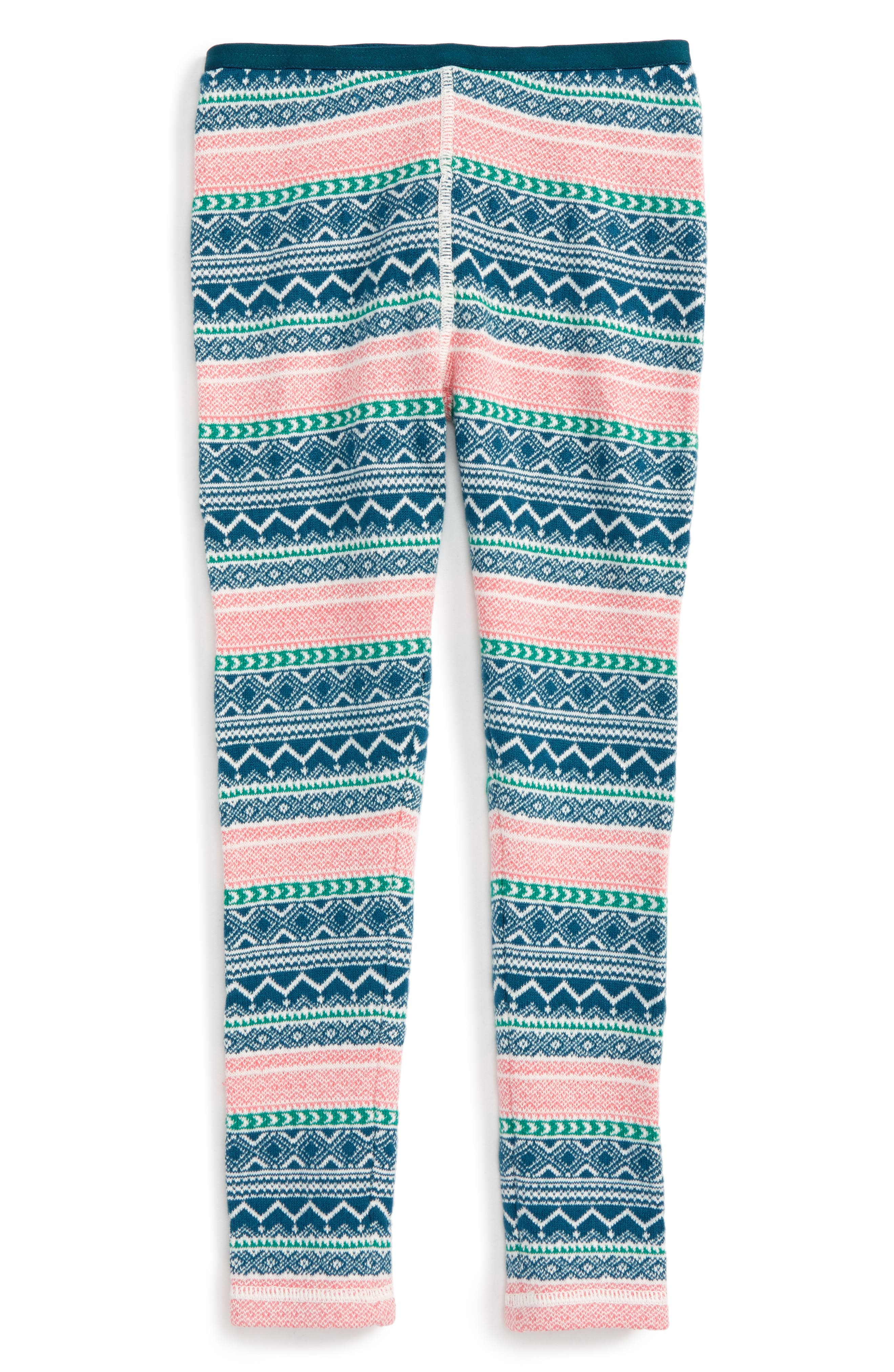 Fair Isle Leggings,                         Main,                         color, 900