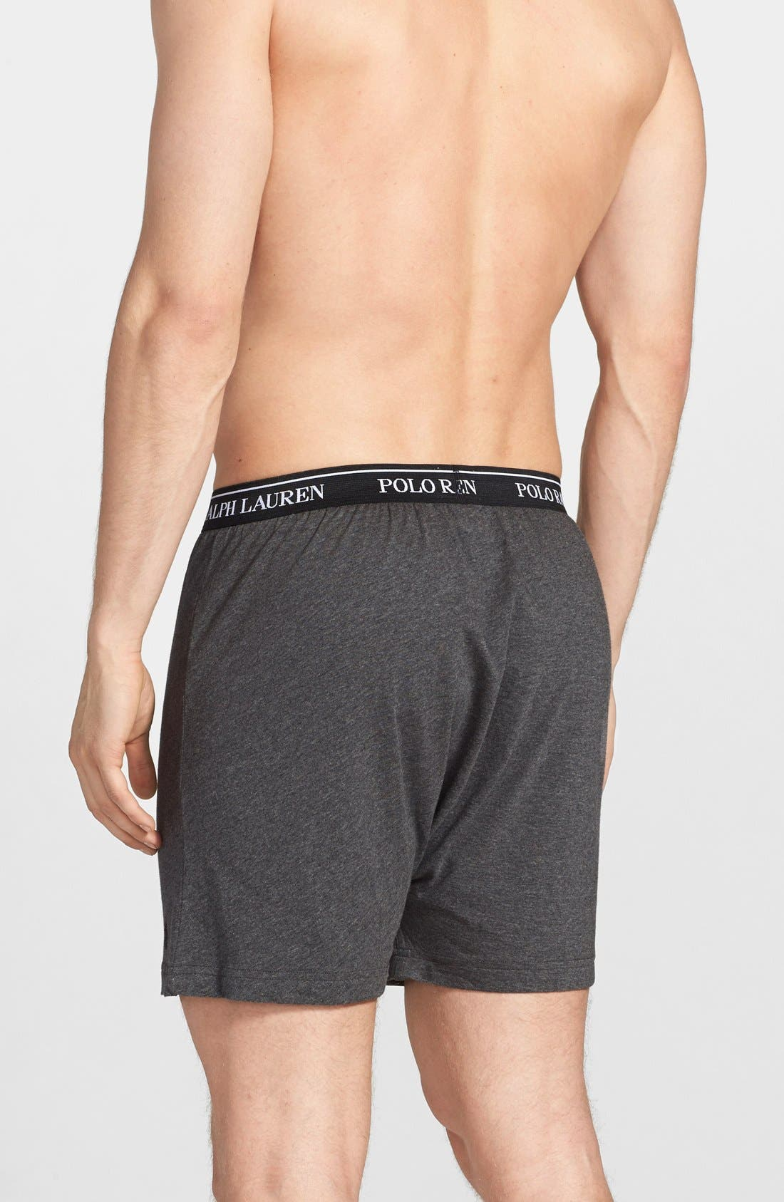 3-Pack Boxers,                             Alternate thumbnail 4, color,                             BLACK/ GREY ASSORTED