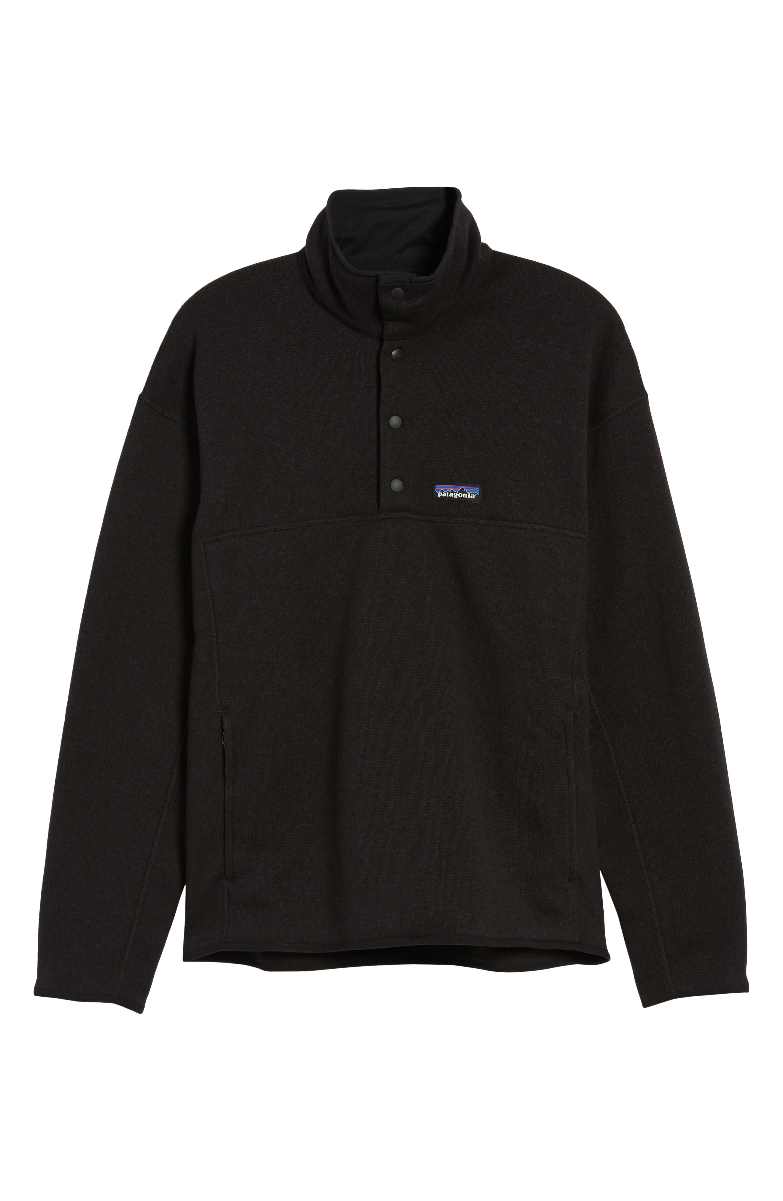 PATAGONIA,                             Lightweight Better Sweater Pullover,                             Alternate thumbnail 7, color,                             001