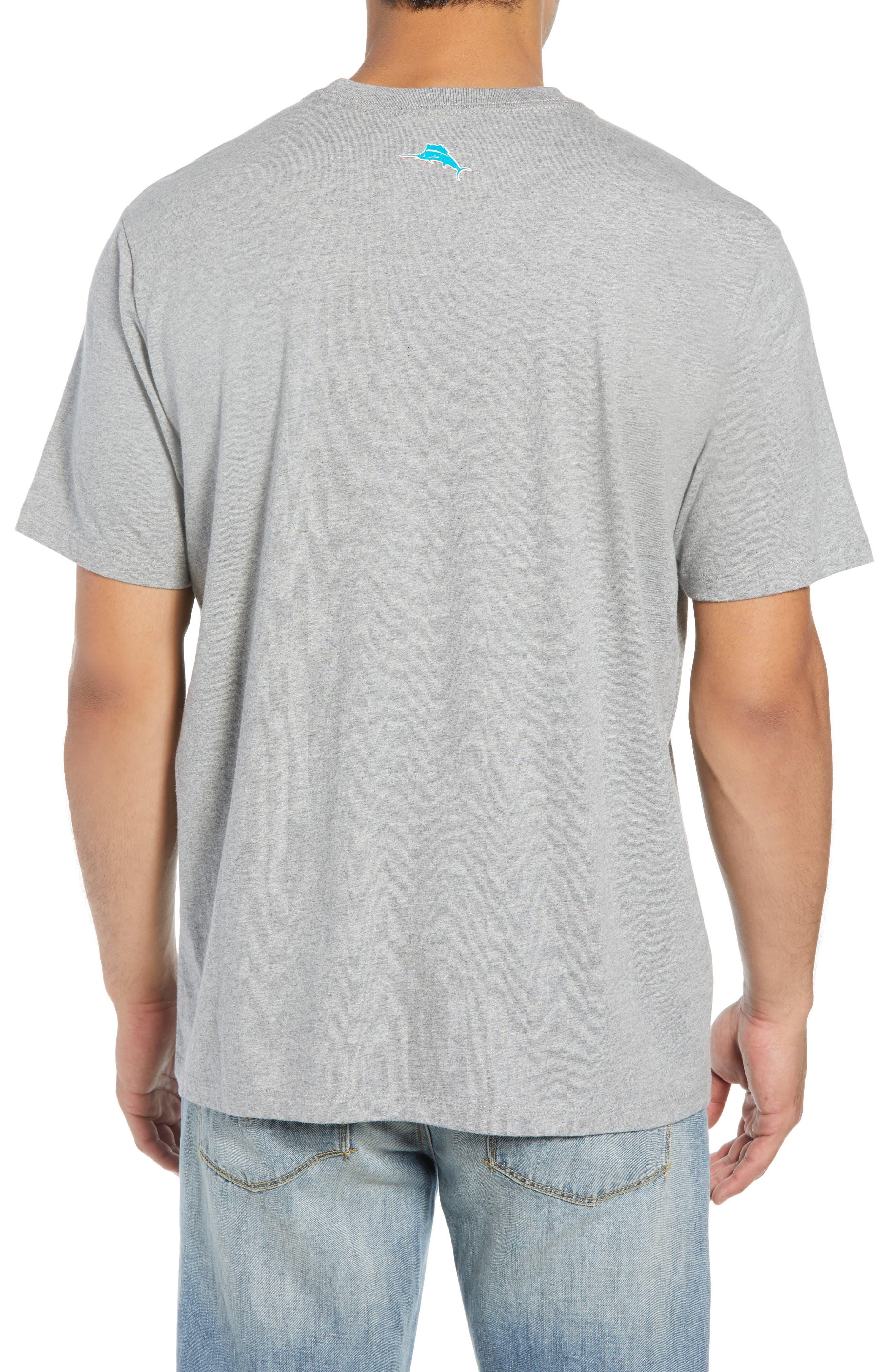 Is Mai Tai on Straight? T-Shirt,                             Alternate thumbnail 2, color,                             GREY HEATHER