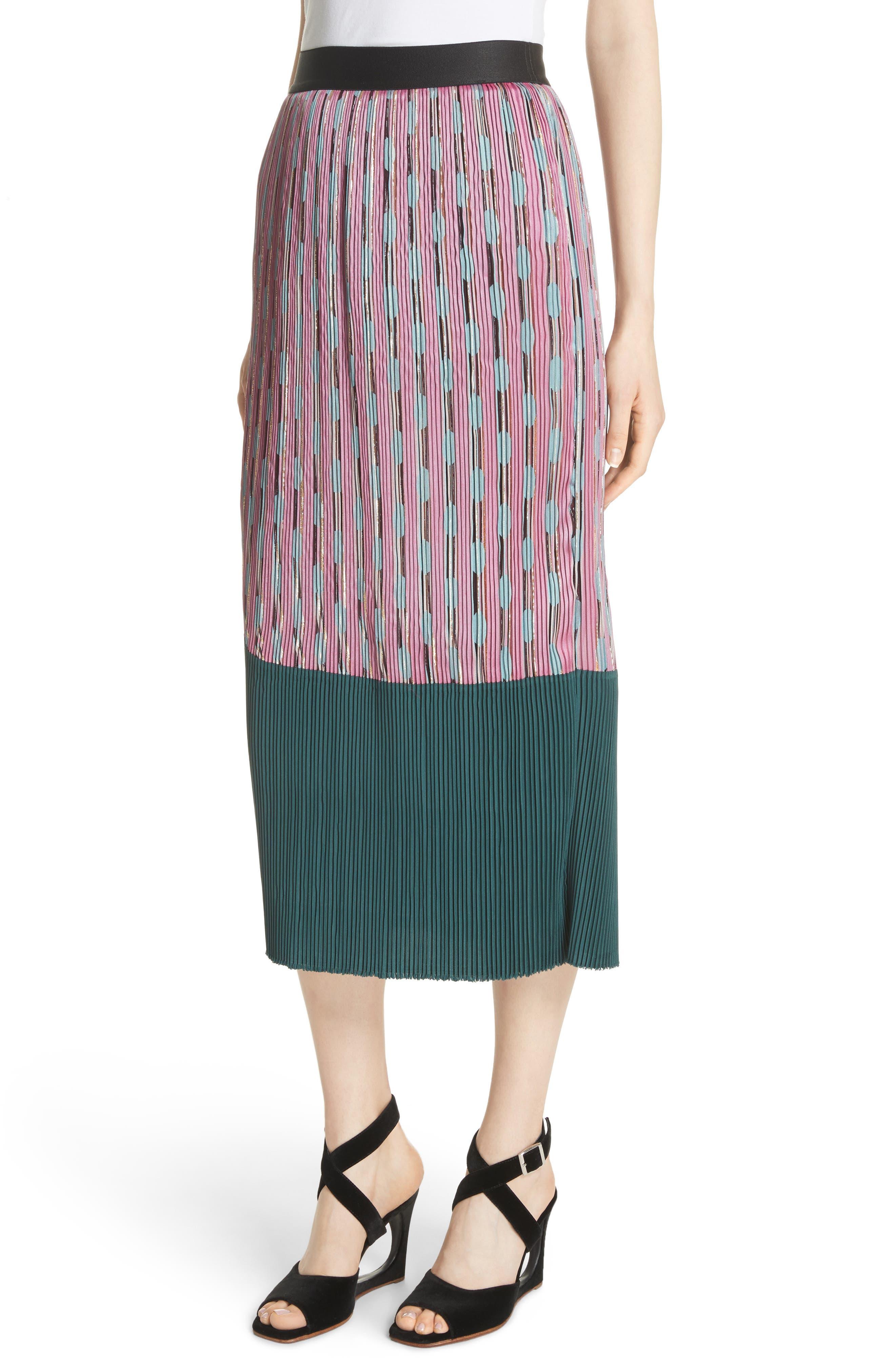 Ballista Midi Skirt,                             Alternate thumbnail 7, color,