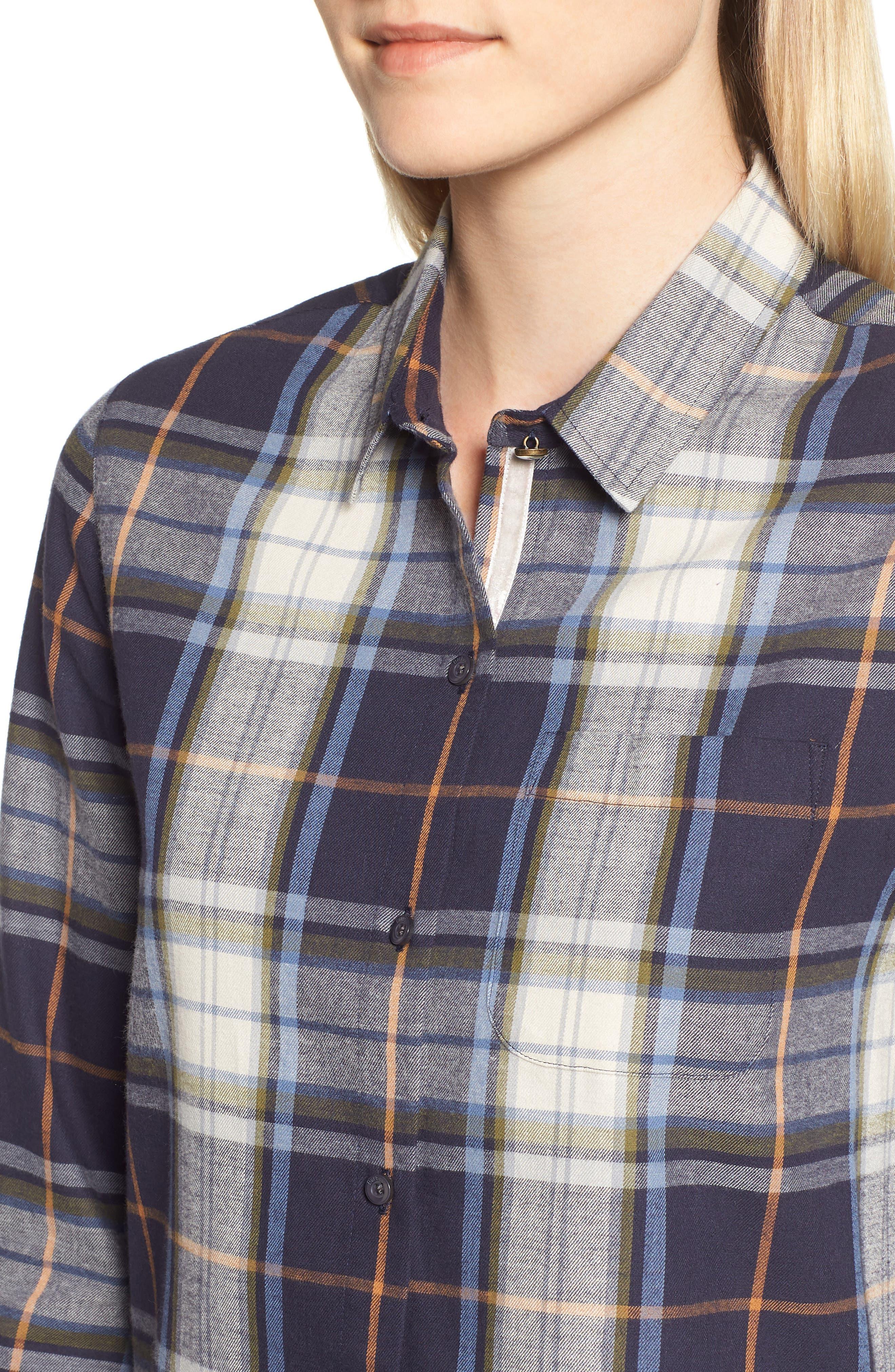 Ullswater Shirt,                             Alternate thumbnail 4, color,                             410