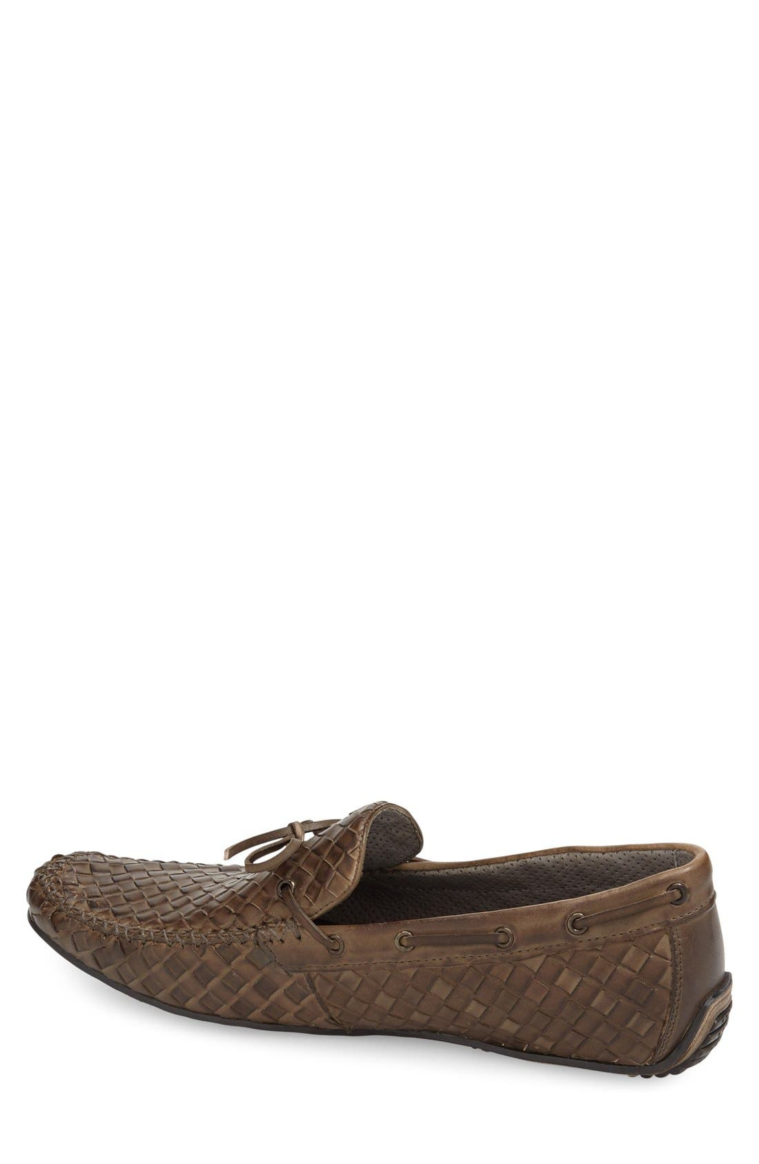 Leather Loafer,                             Alternate thumbnail 14, color,