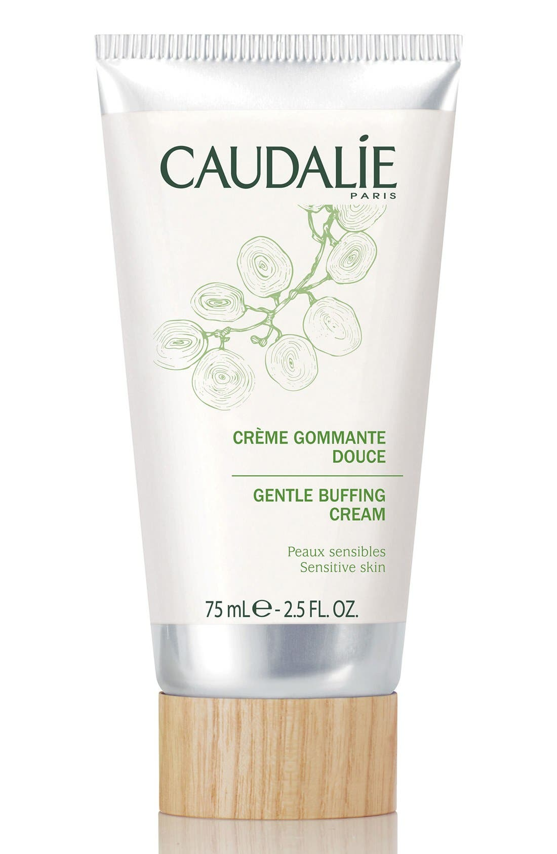 Gentle Buffing Cream,                             Main thumbnail 1, color,                             NO COLOR